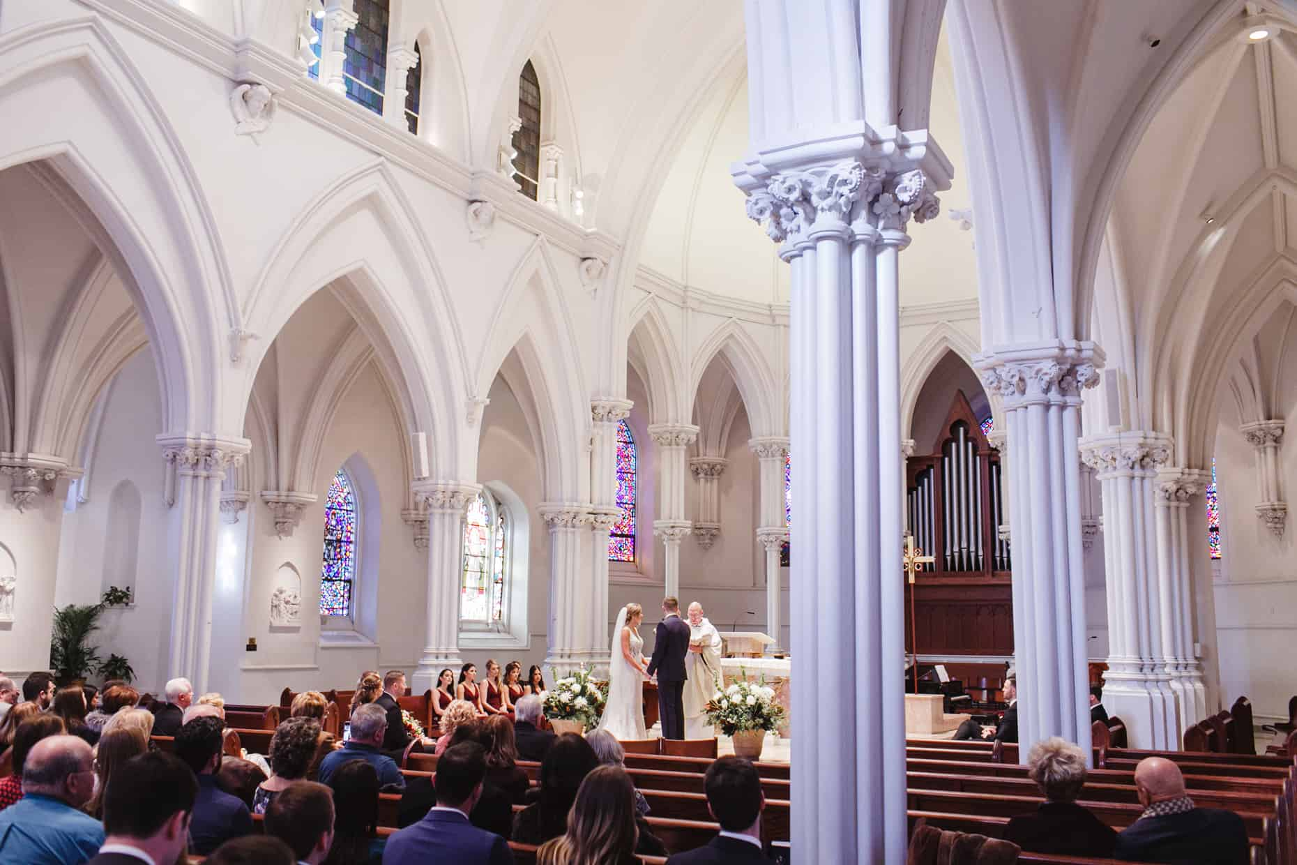 Villanova University Wedding Photos