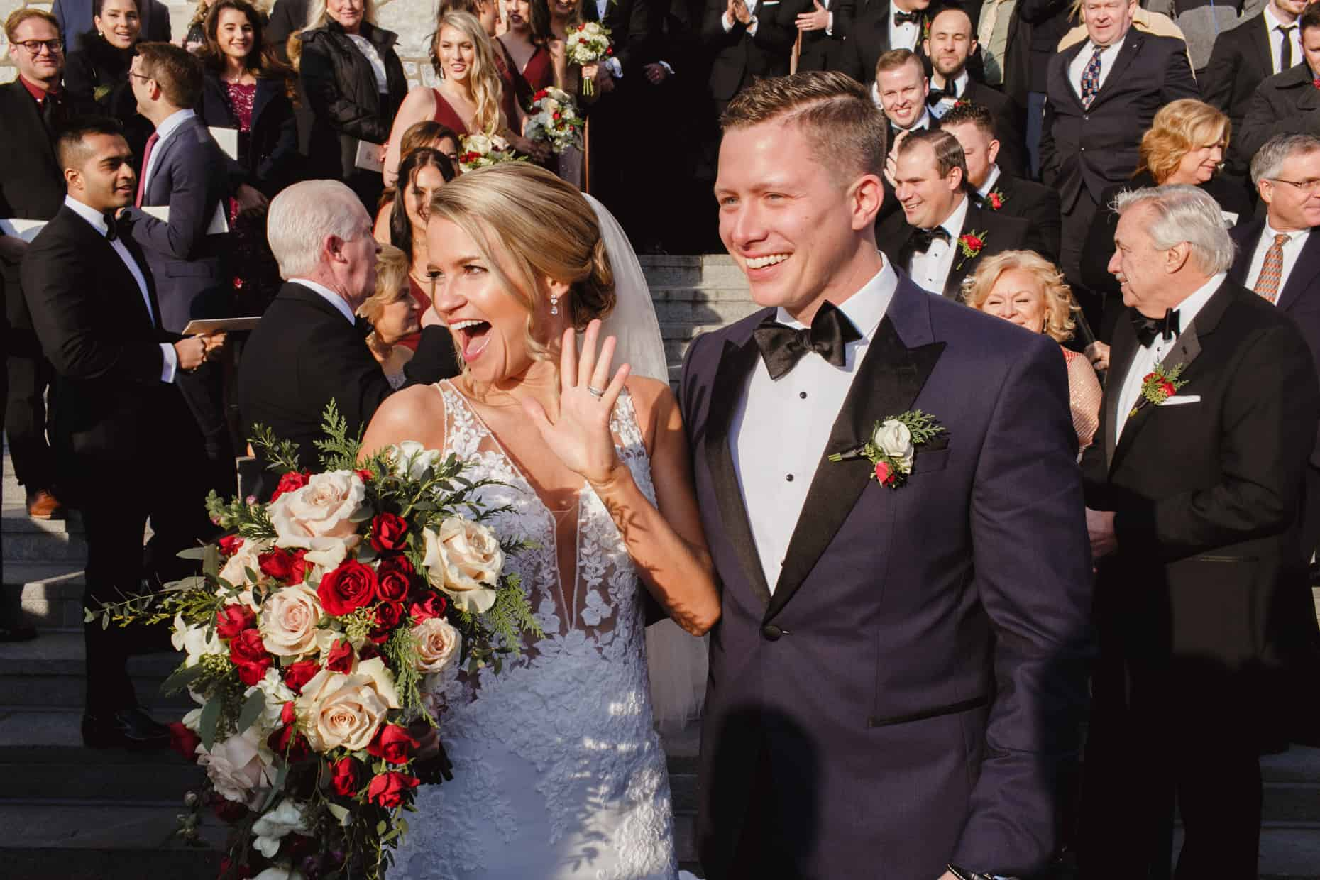 Villanova Wedding Photography