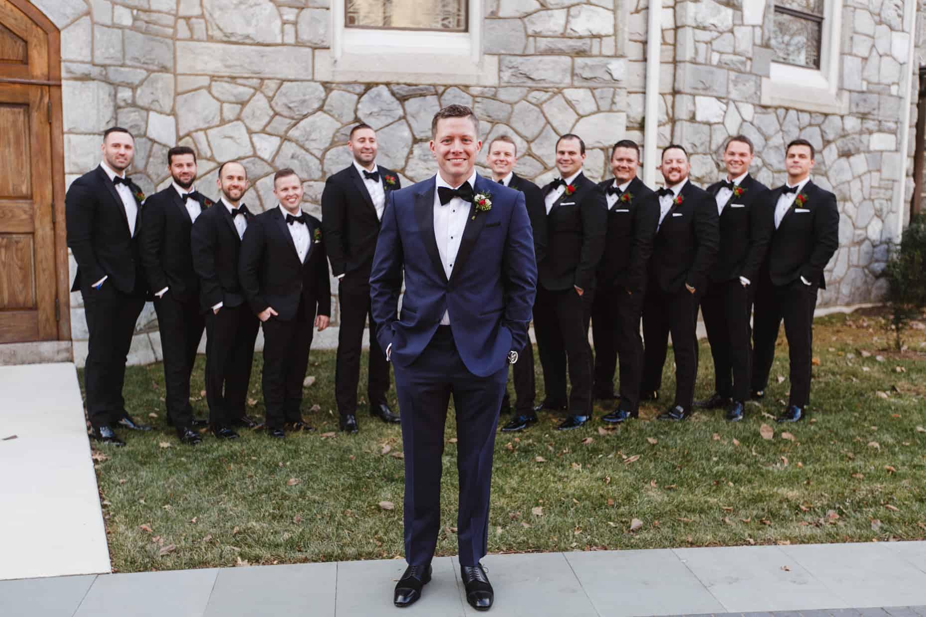 Philadelphia wedding Photos Villanova
