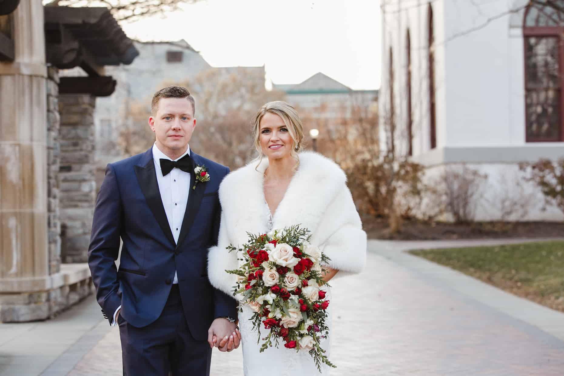 Villanova Wedding Main Line