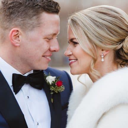 Philadelphia Wedding at Villanova University