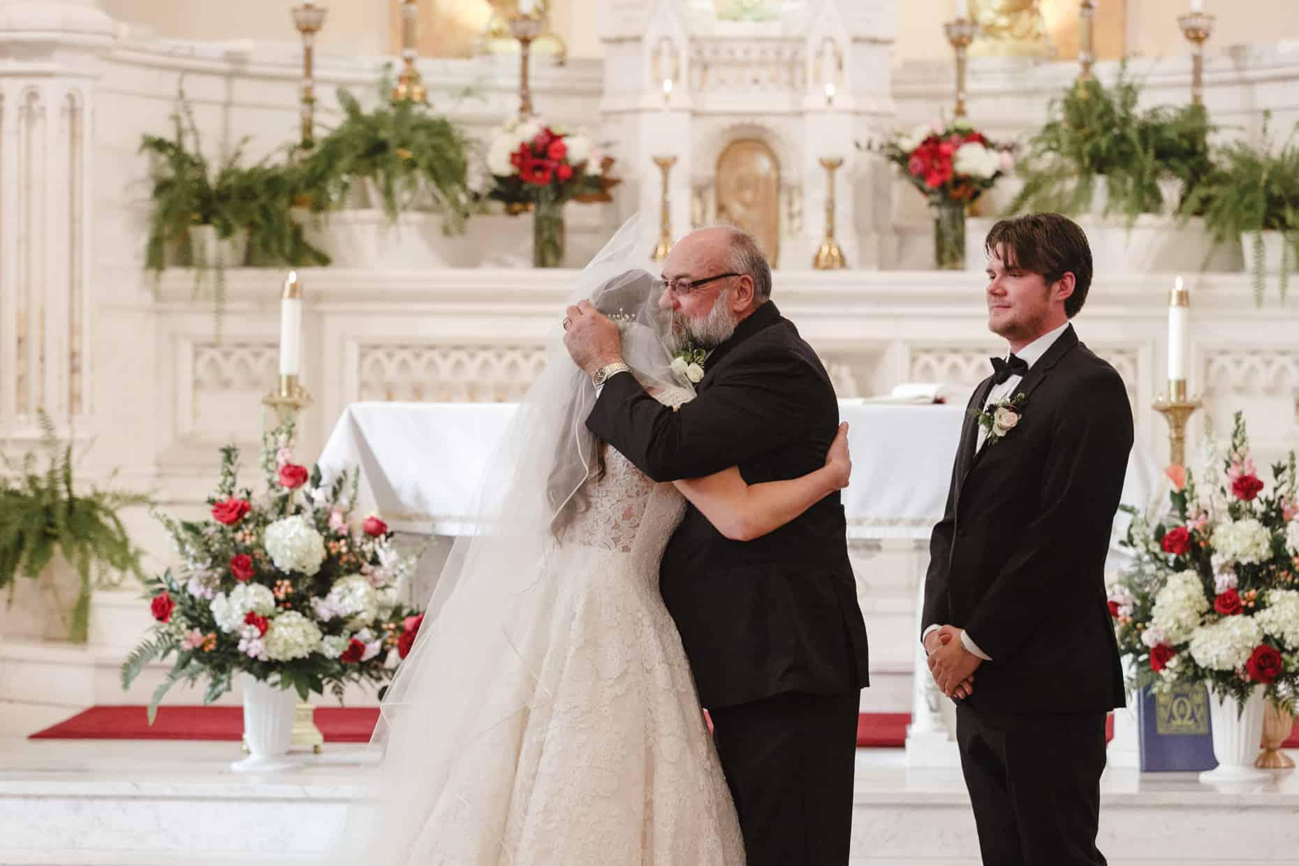 Congress Hall Wedding Photographs