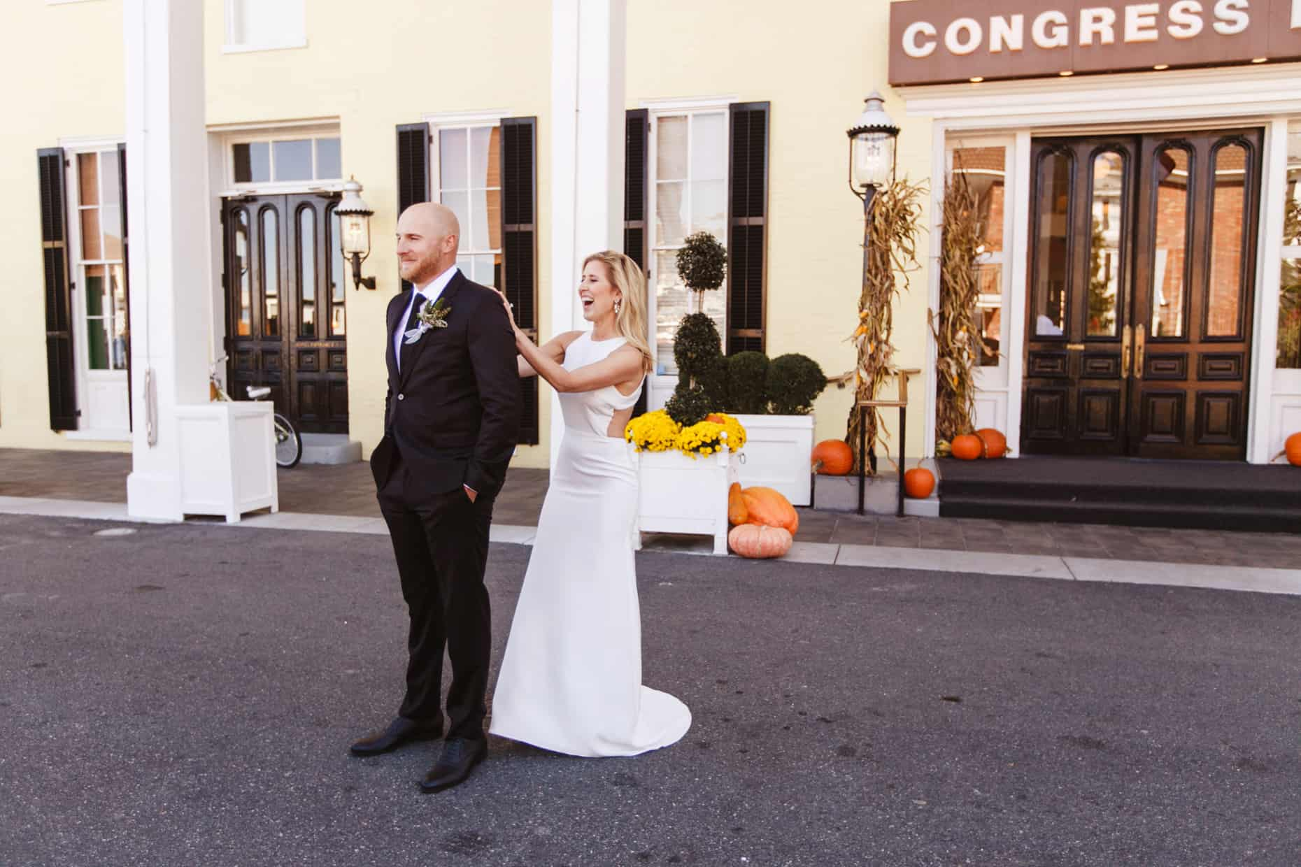 Wedding Ceremony Congress Hall Cape May