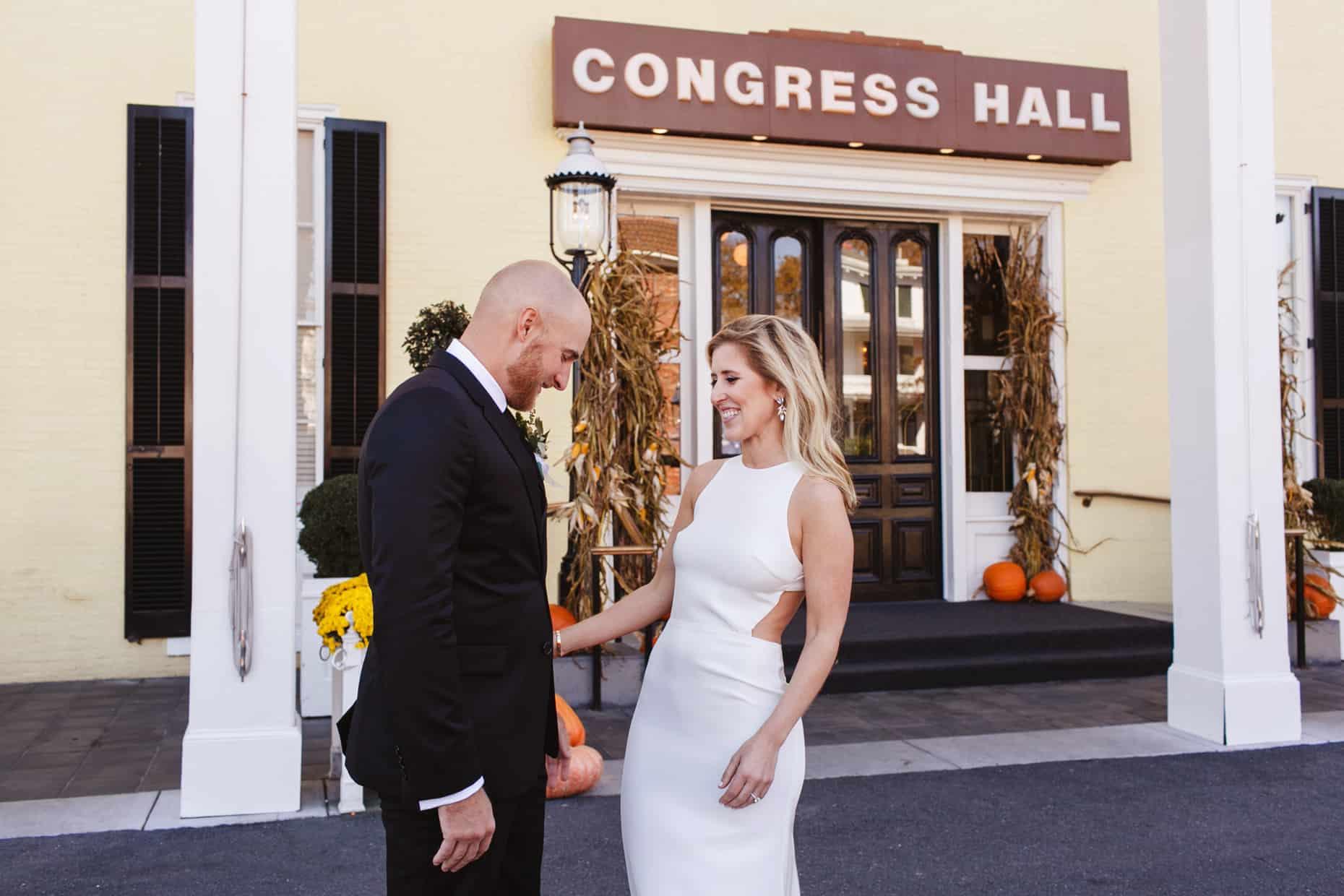 Wedding Reception Congress Hall Cape May