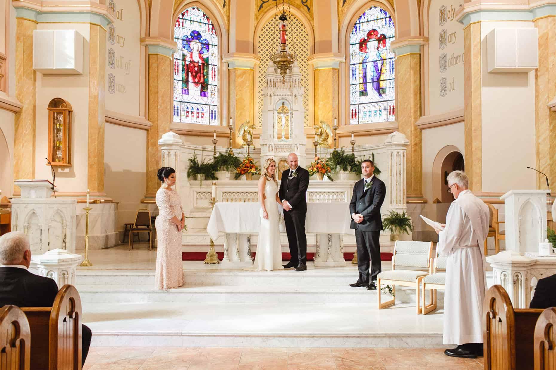 Congress Hall Wedding Photo
