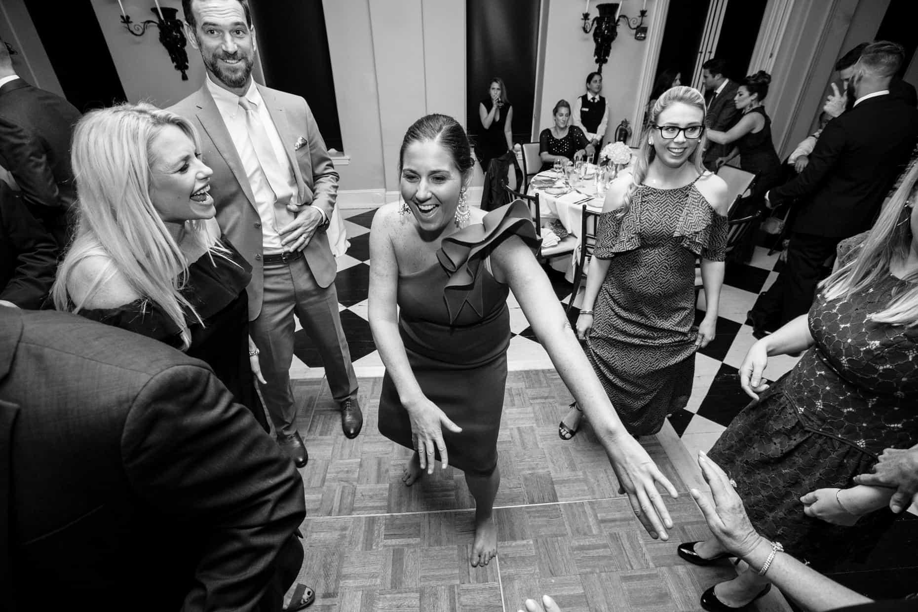 Cape May Wedding Reception