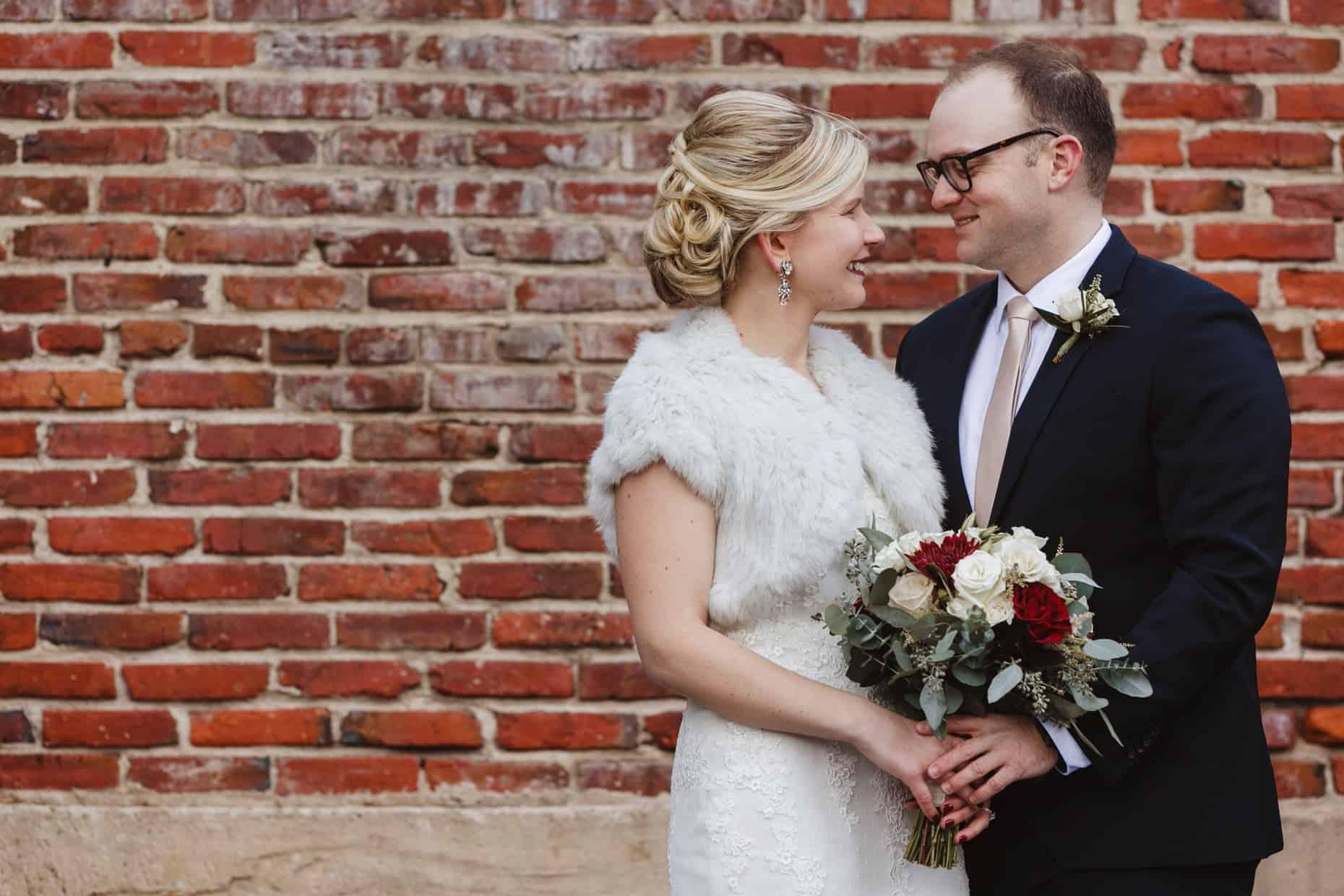 Delaware Center for Horticulture Wedding Pictures