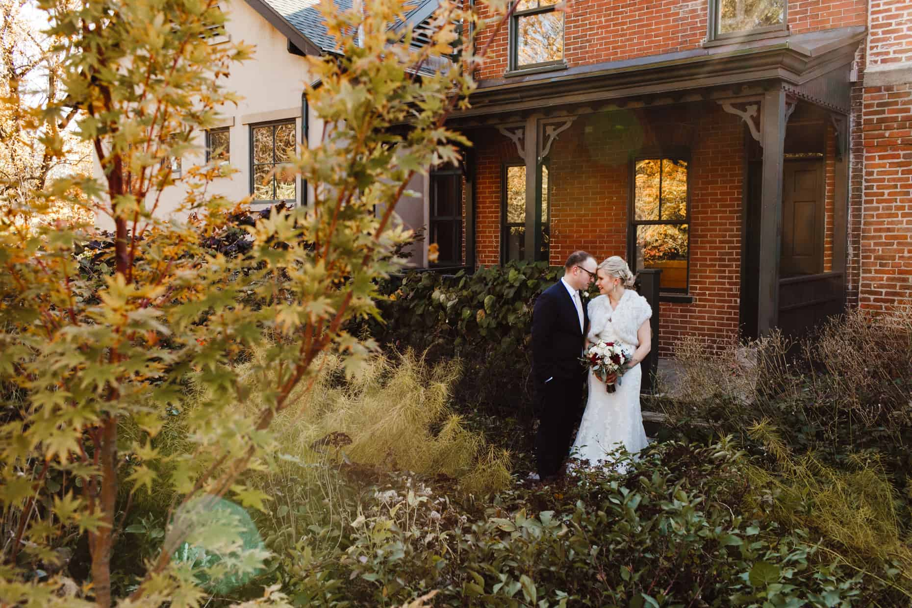 Weddings Delaware Center for Horticulture