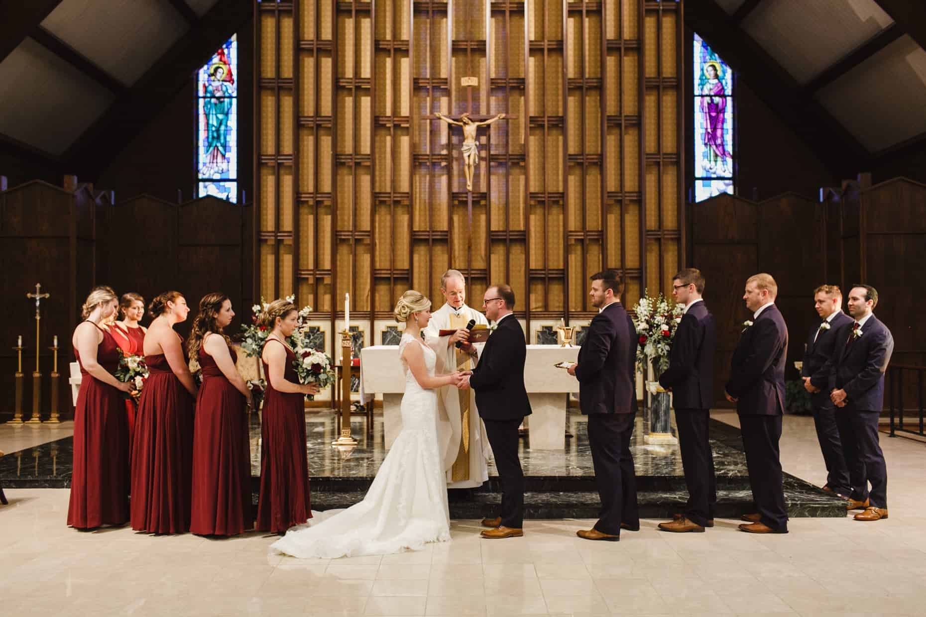 Wedding Photographers Delaware Center for Horticulture