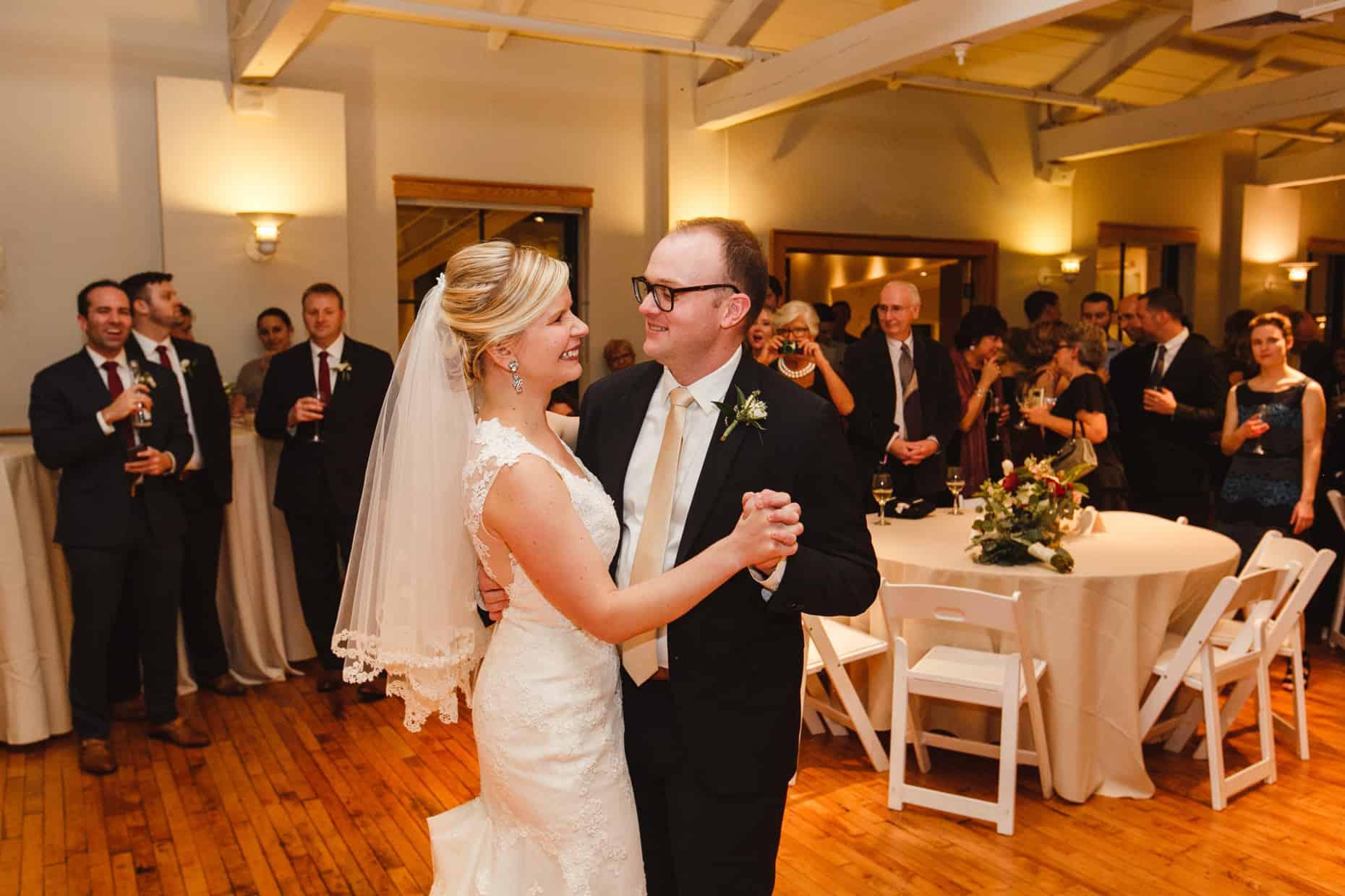 Wilmington Delaware Wedding Reception