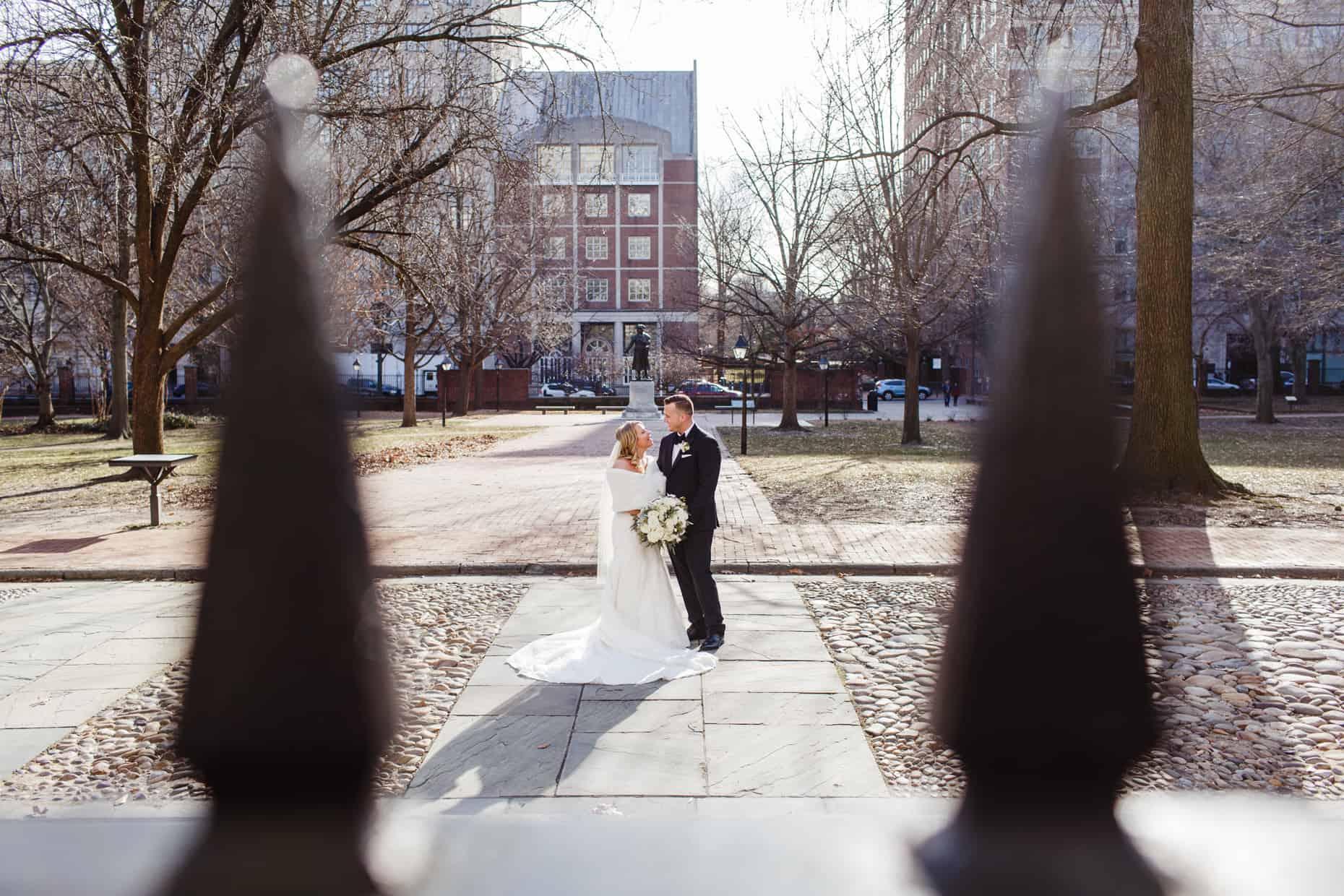Old City Philadelphia Weddings
