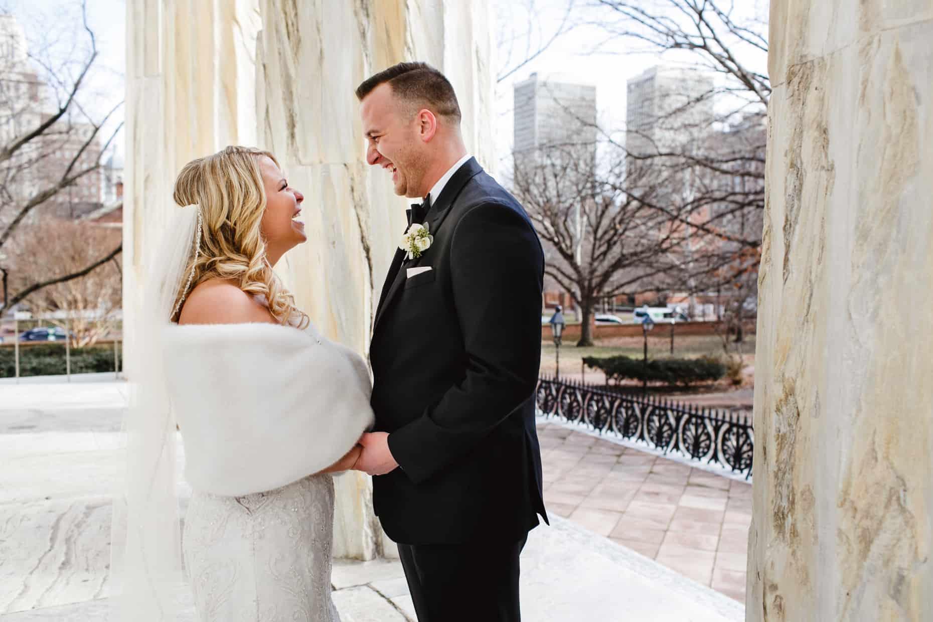 Old City Philadelphia Wedding Photographers