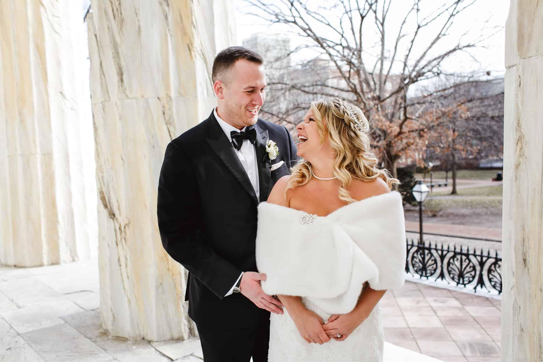 Old City Philadelphia Wedding Photography