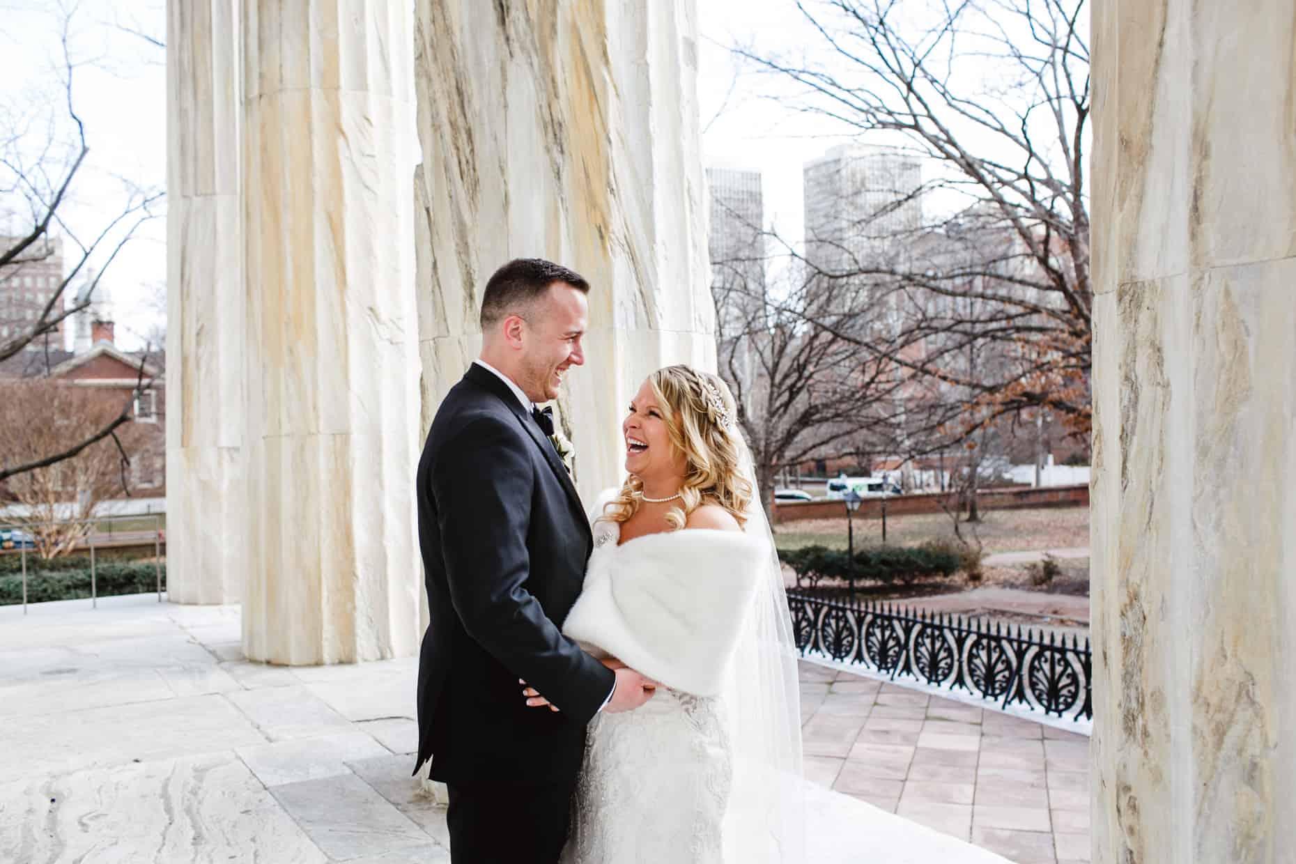 2nd Bank of United States Wedding