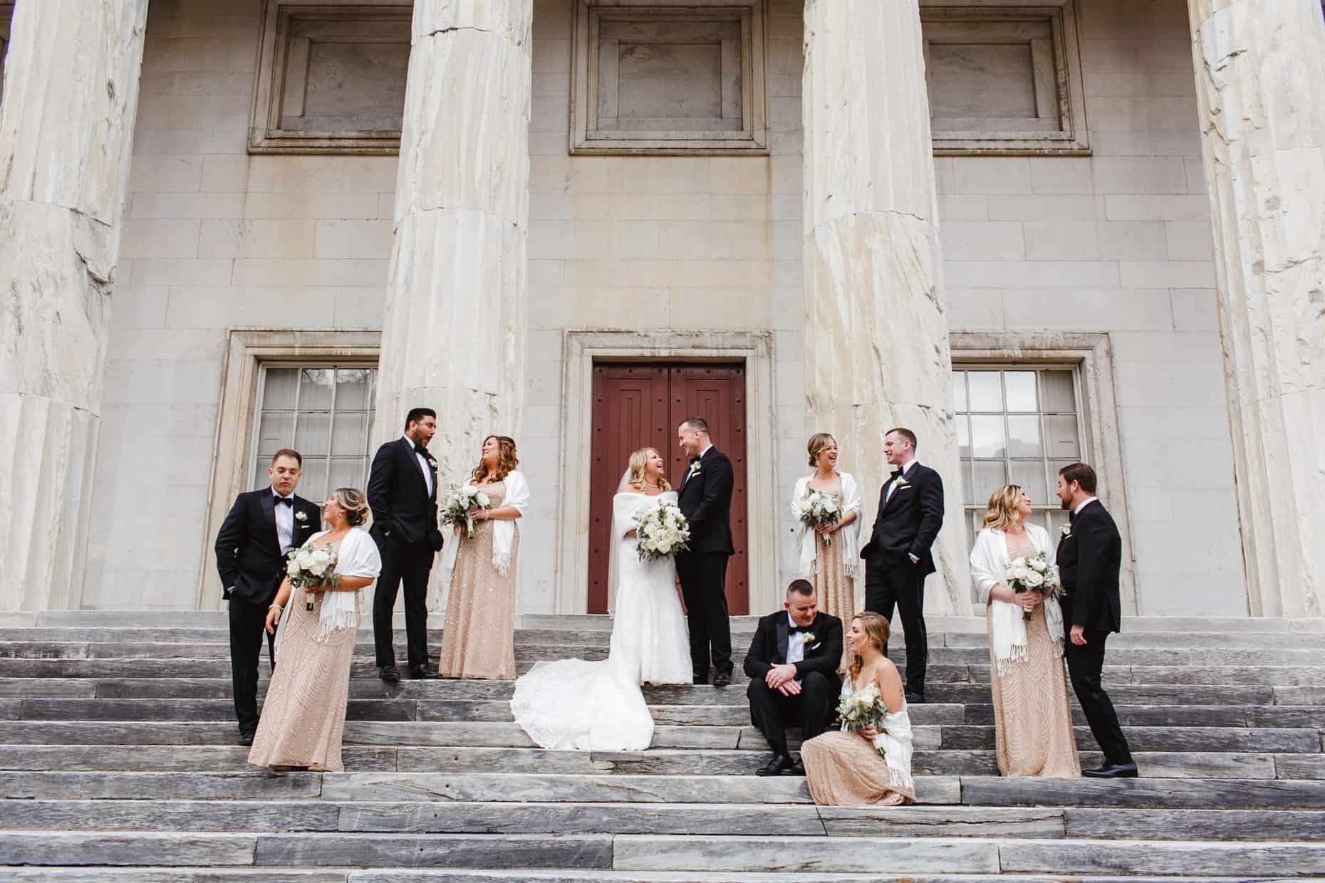 2nd Bank of United States Wedding Photos