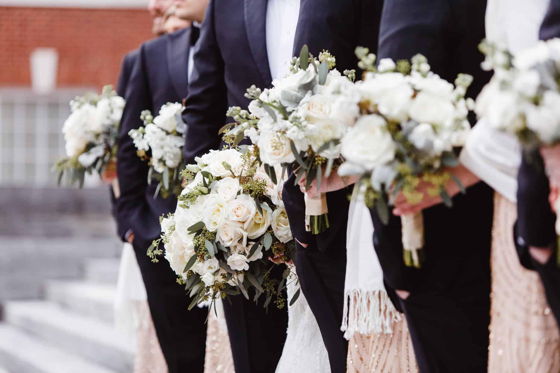 2nd Bank of United States Wedding Photographers