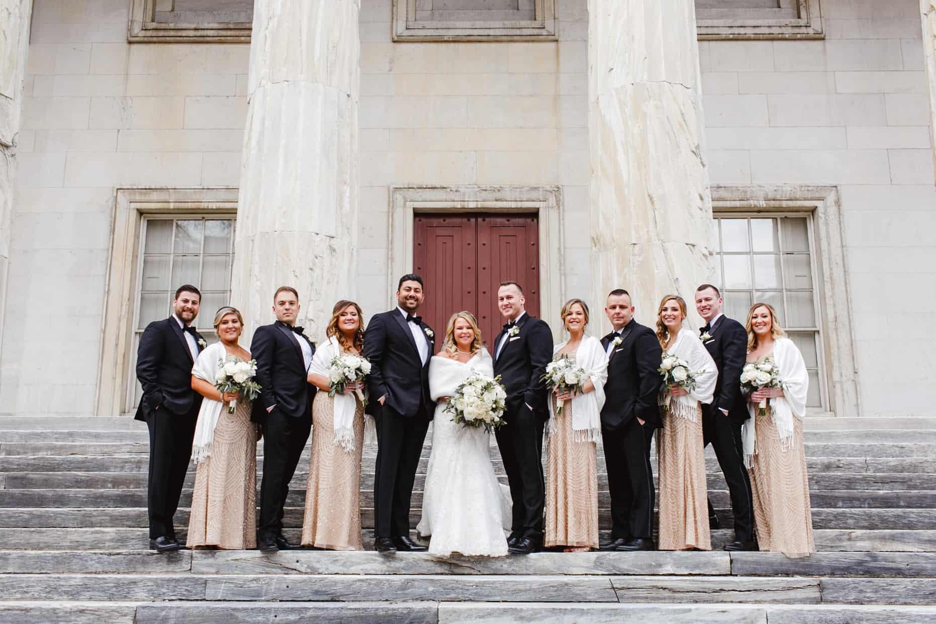 2nd Bank of United States Wedding Photographer