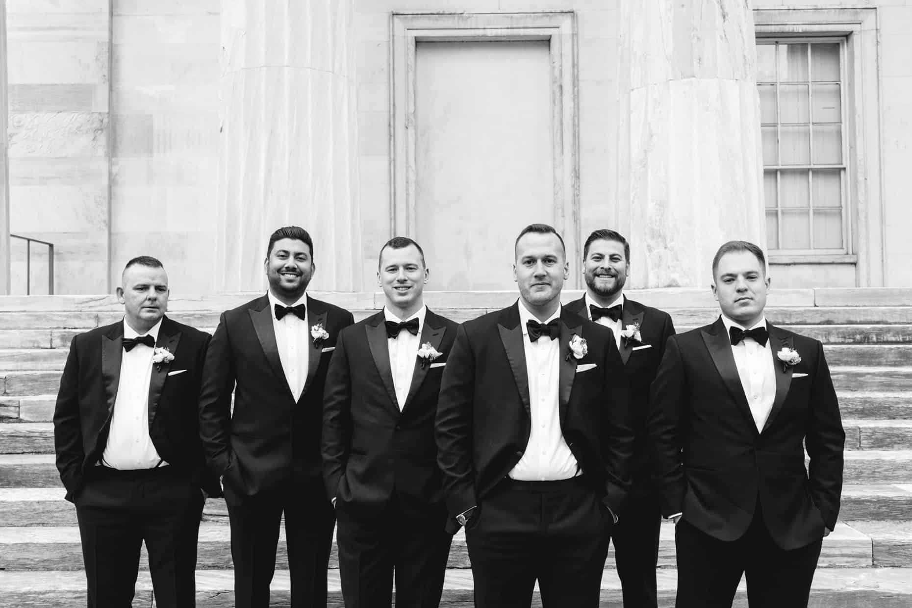 2nd Bank of United States Wedding Photography
