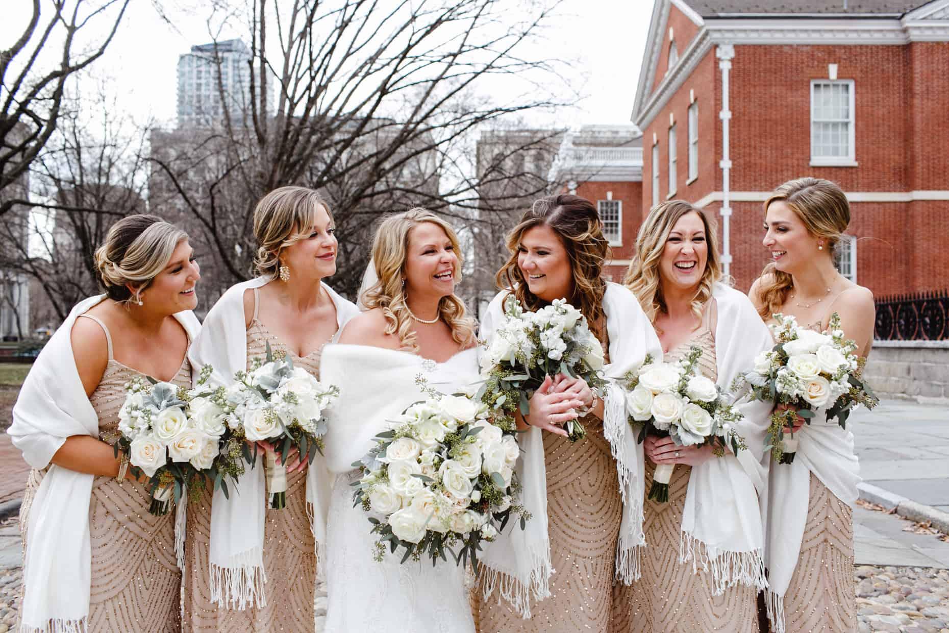 Wedding Photos Philadelphia Old City