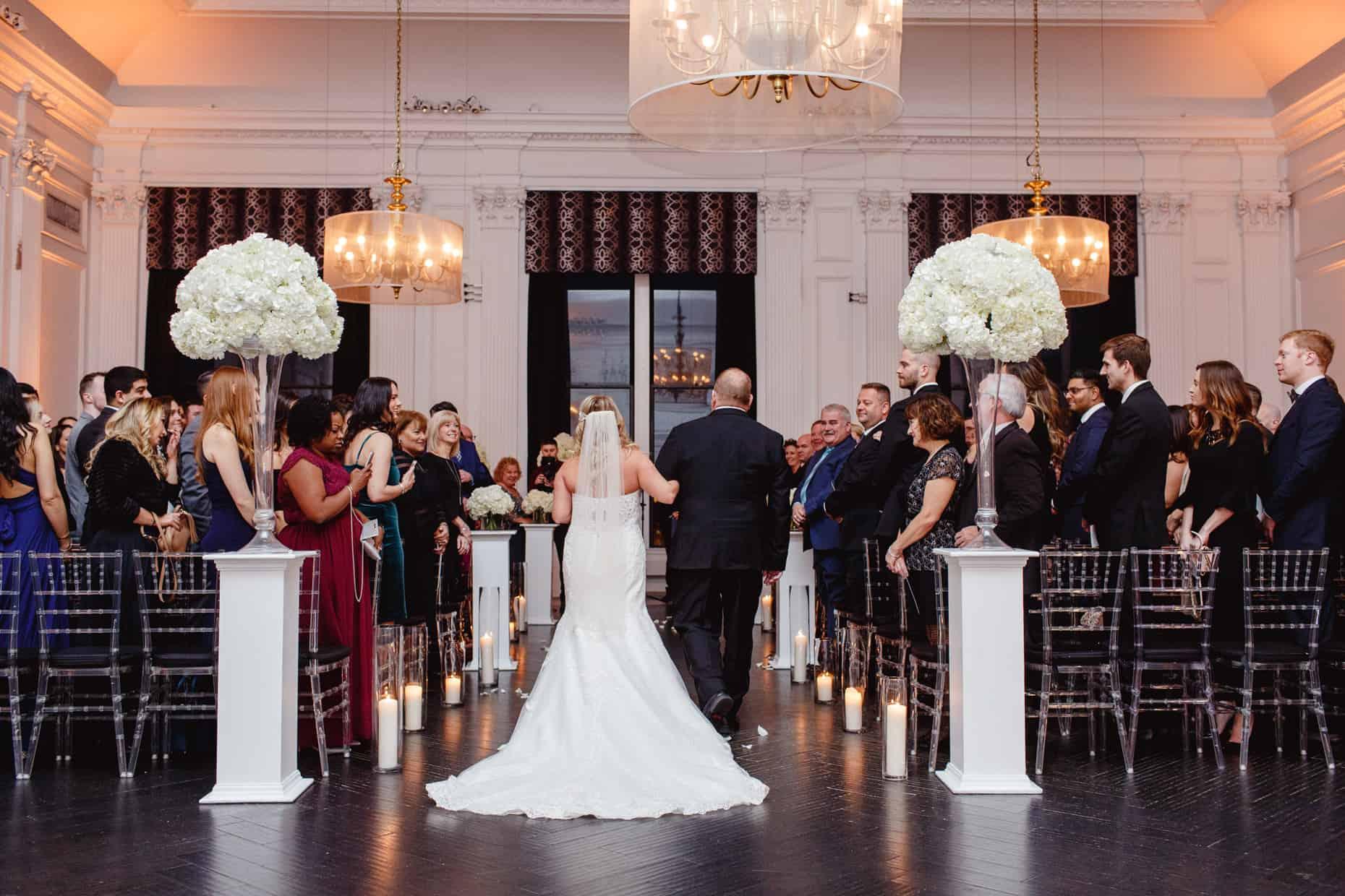 Cescaphe Downtown Club Wedding Photographers