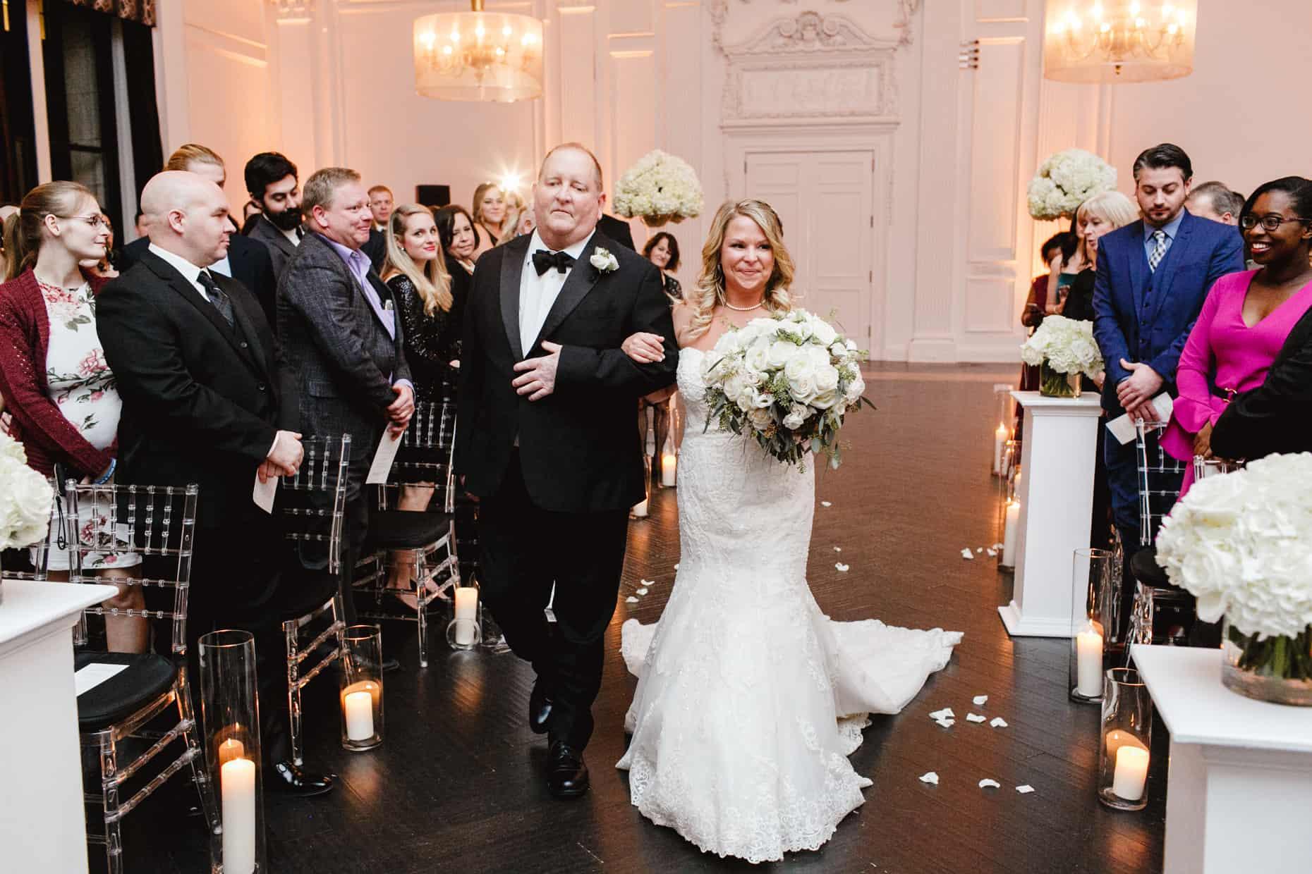 Cescaphe Downtown Club Wedding Photography