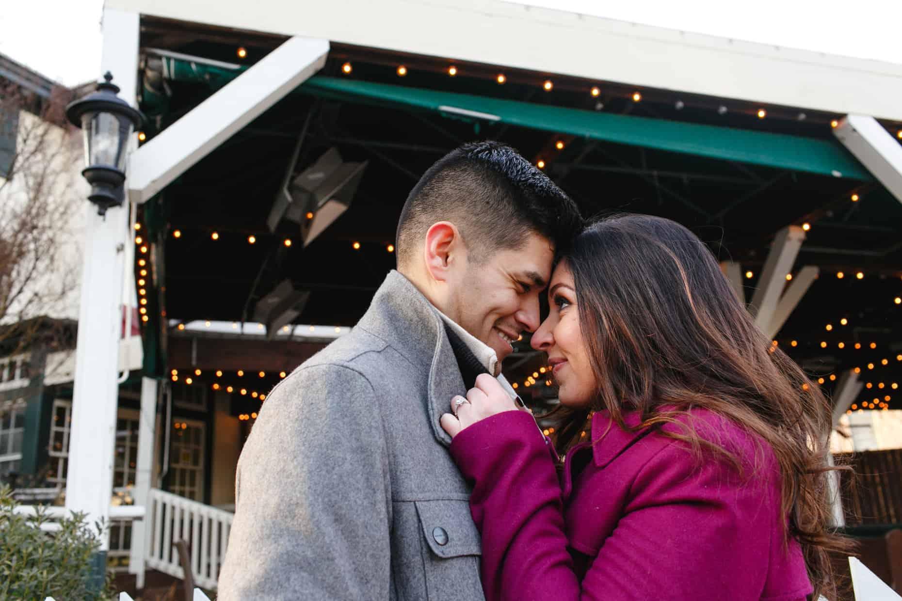 New Hope Engagement Photography