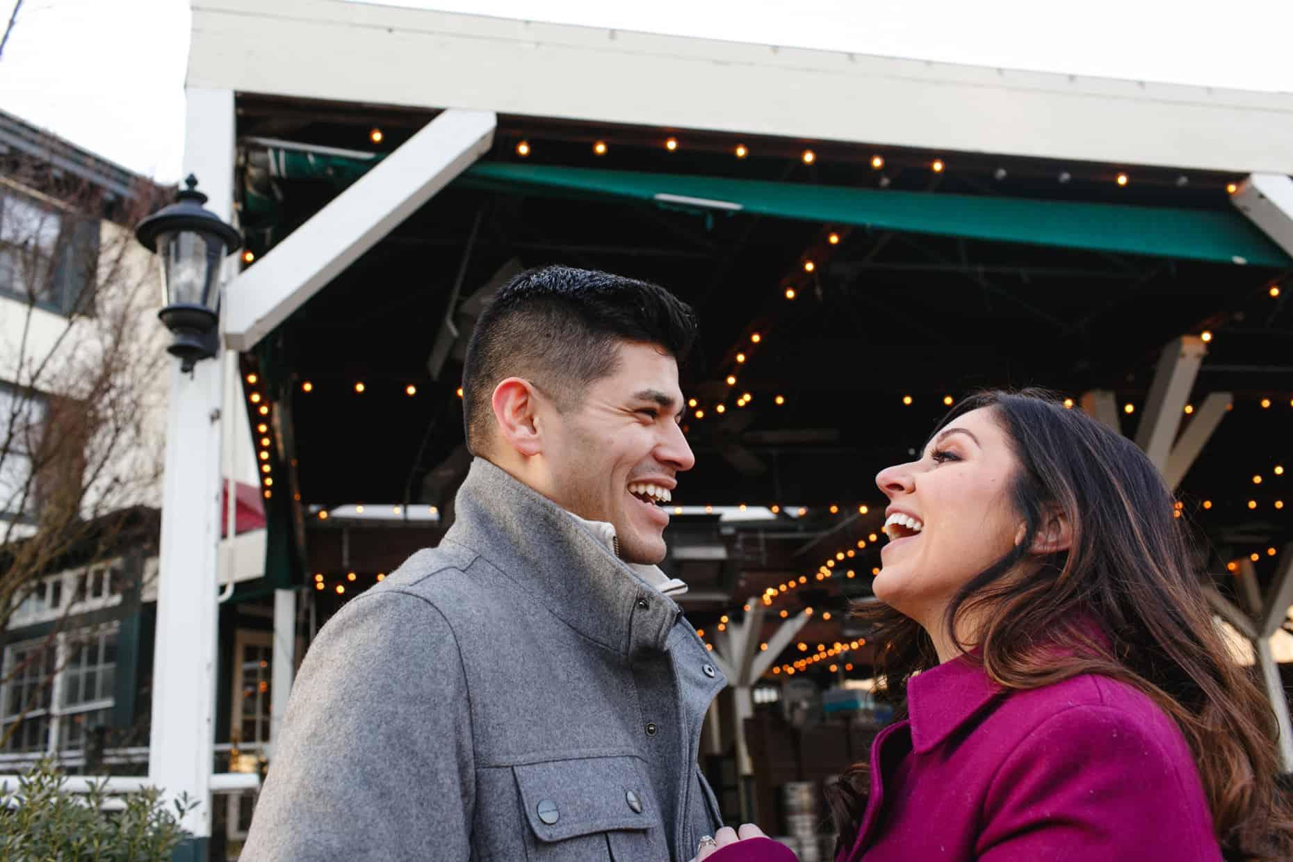 New Hope Engagement Photographers