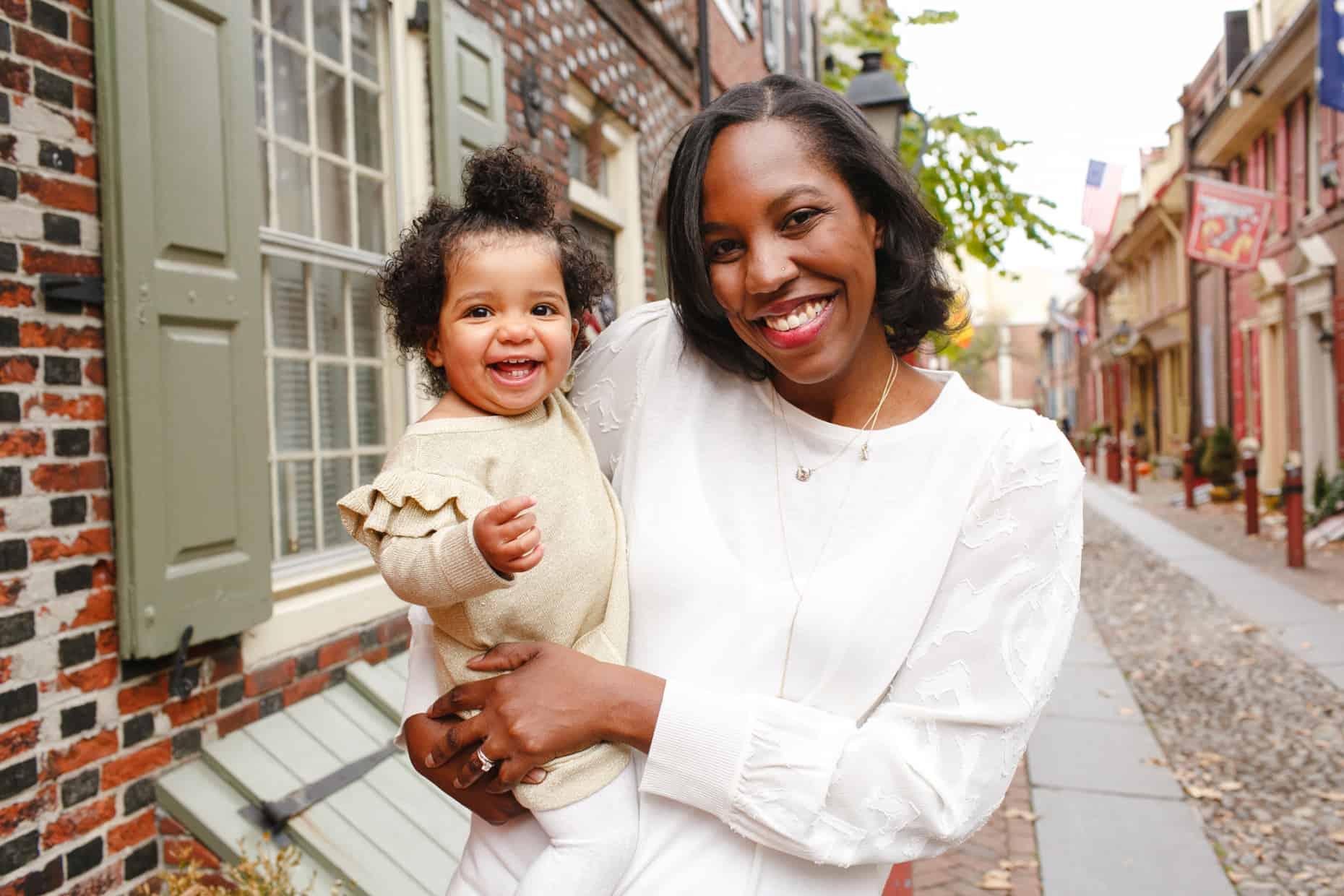 Philadelphia Family Photos Elphreth's Alley