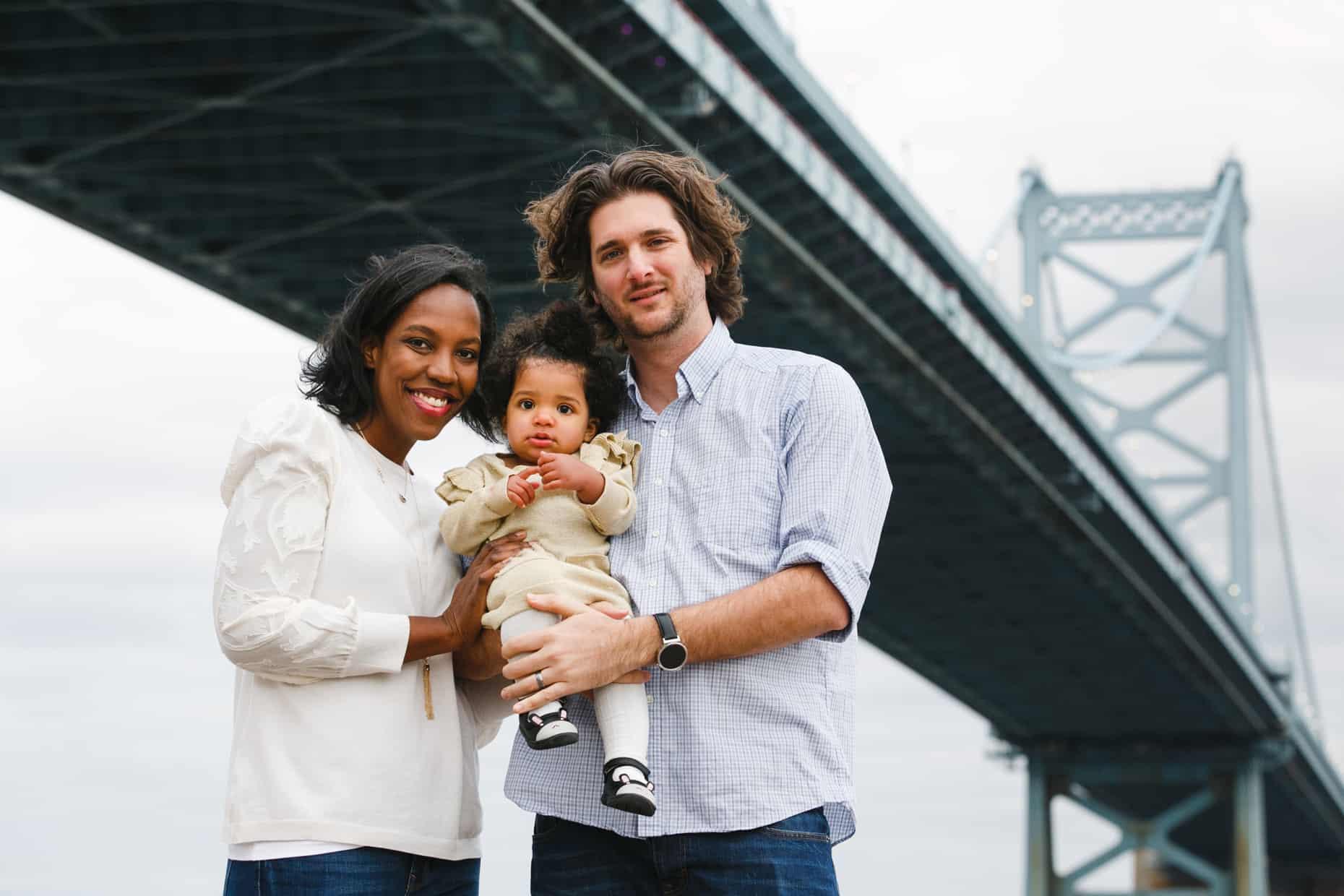 Philadelphia Family Photo