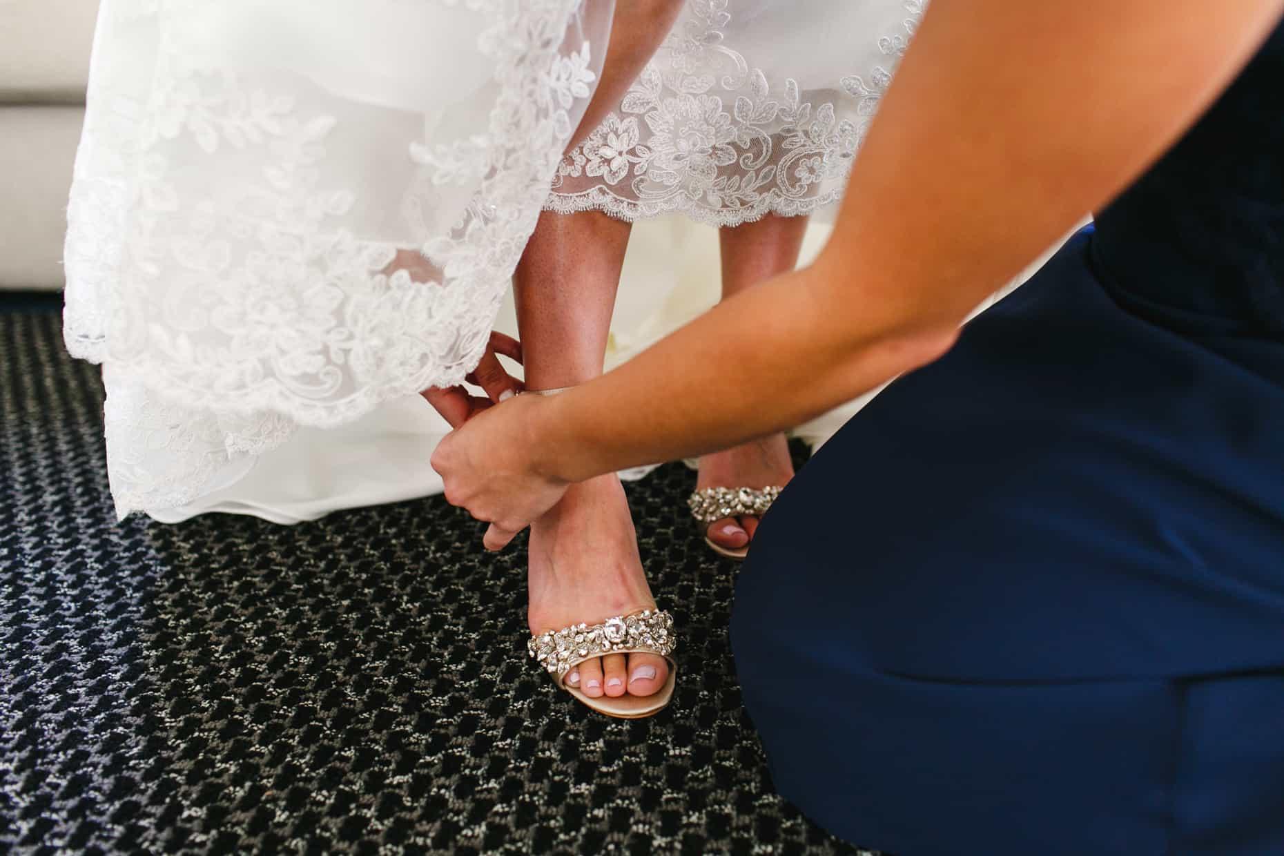 Wedding Photographer Willow Creek Winery