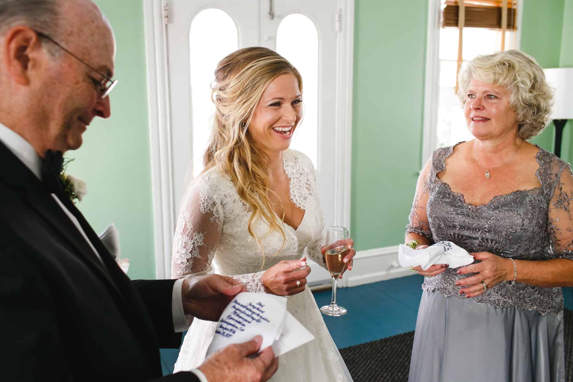 Willow Creek Wedding Ceremony