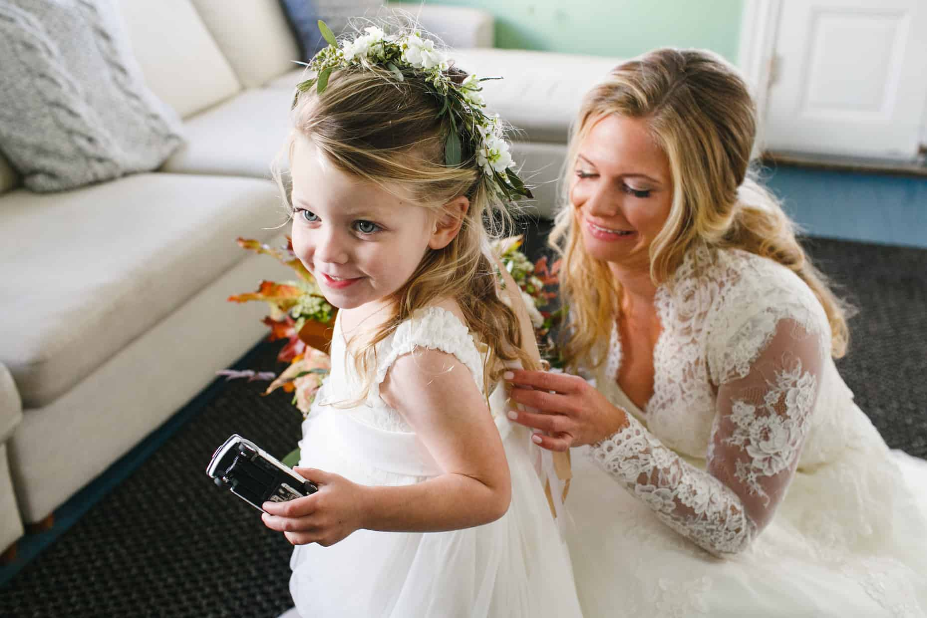 Willow Creek Wedding Reception