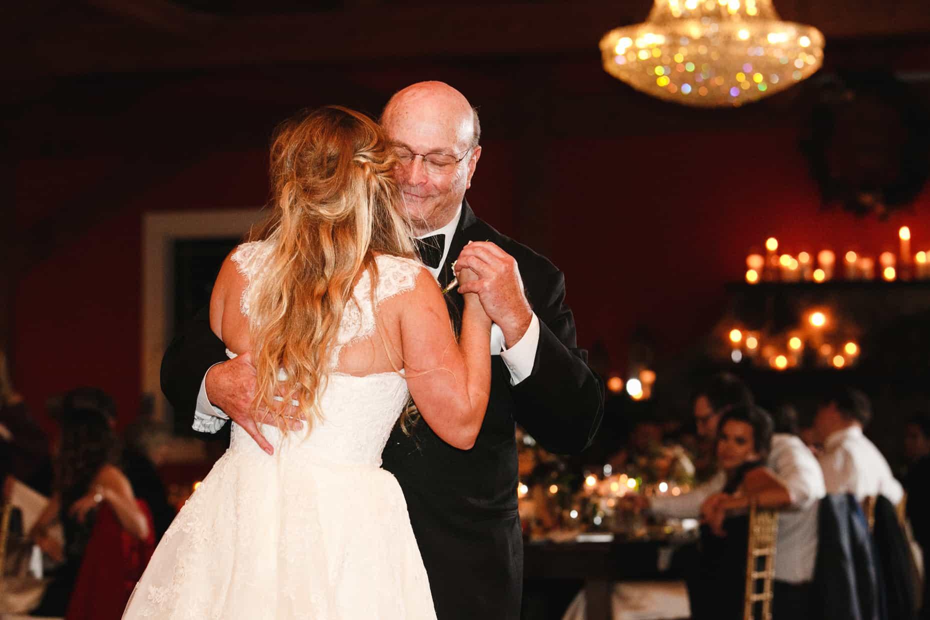 Jersey Shore Wedding Reception