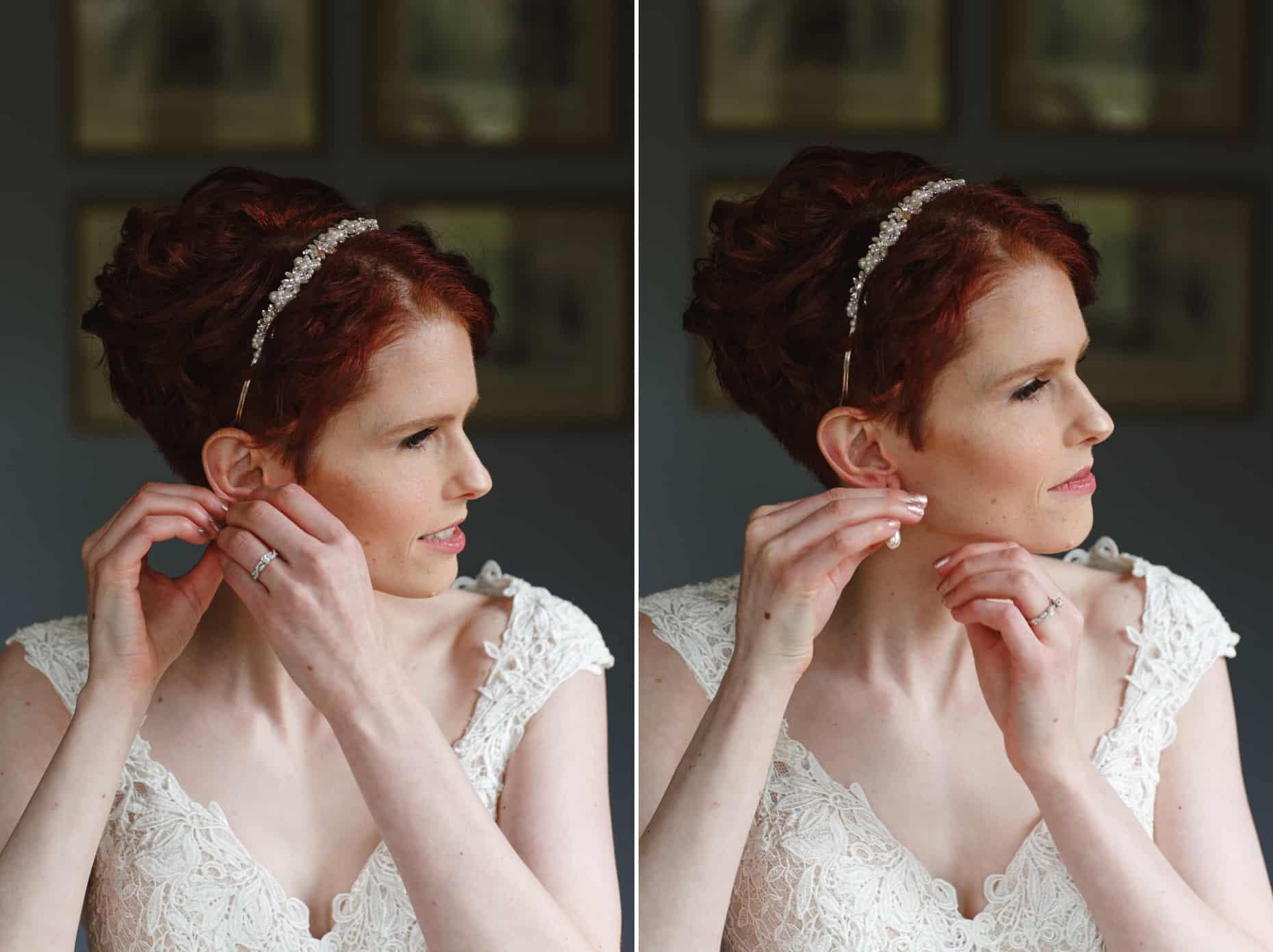 Aldie Mansion Wedding Ceremony