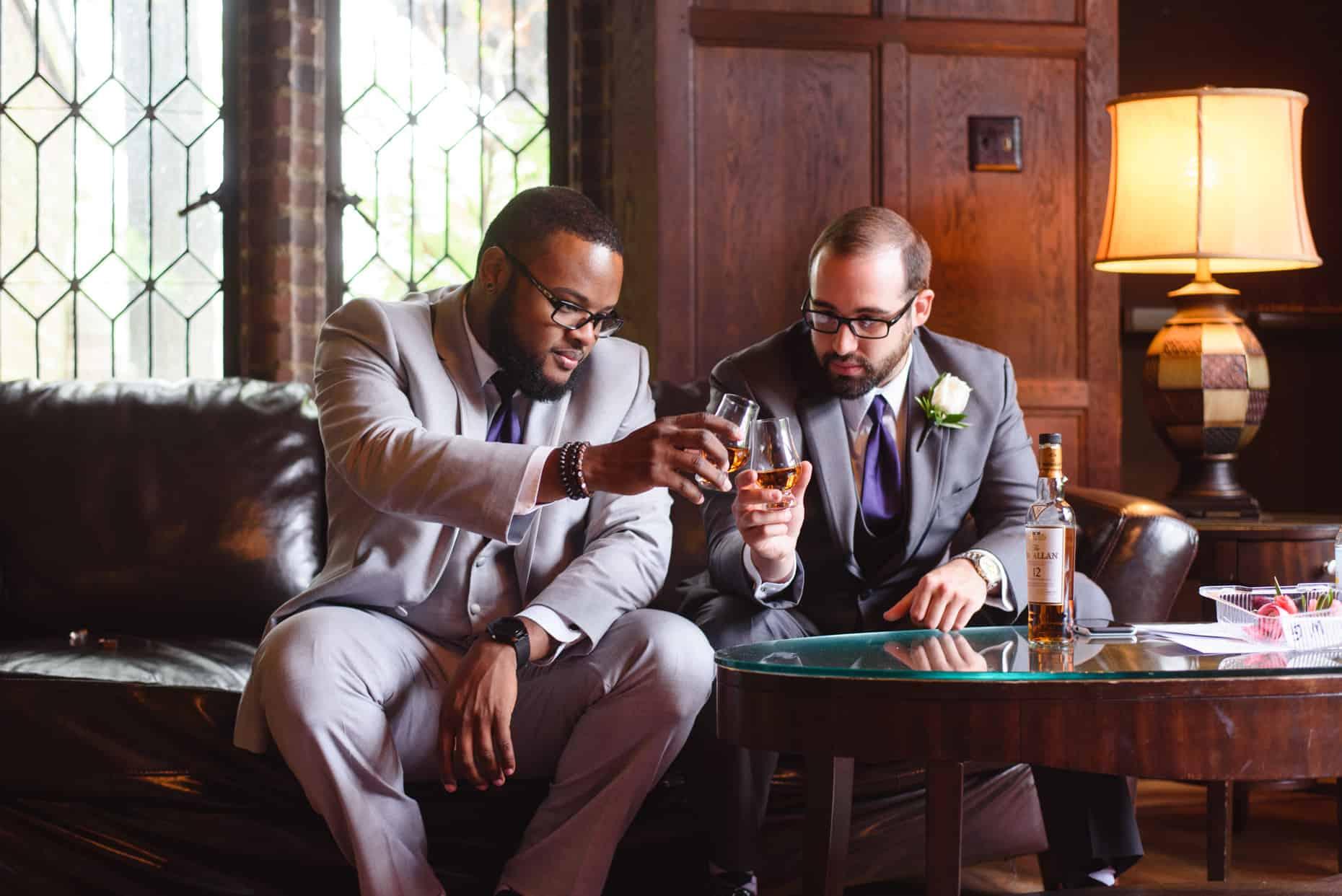 Aldie Mansion Wedding Photographs
