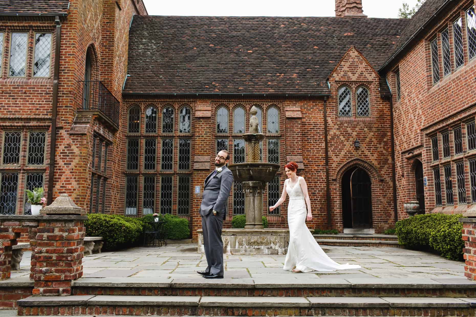 Aldie Mansion Wedding Picture