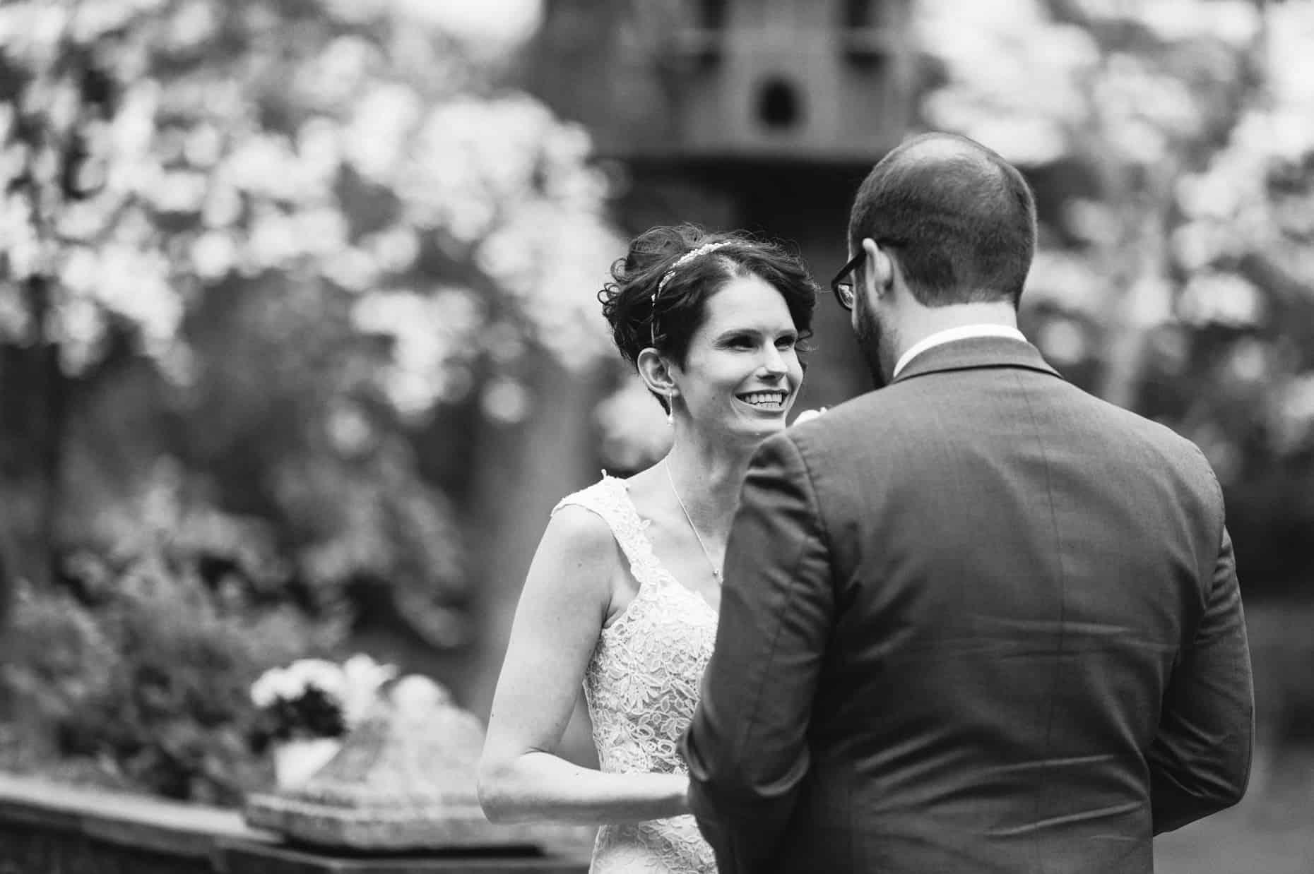 Wedding Aldie Mansion