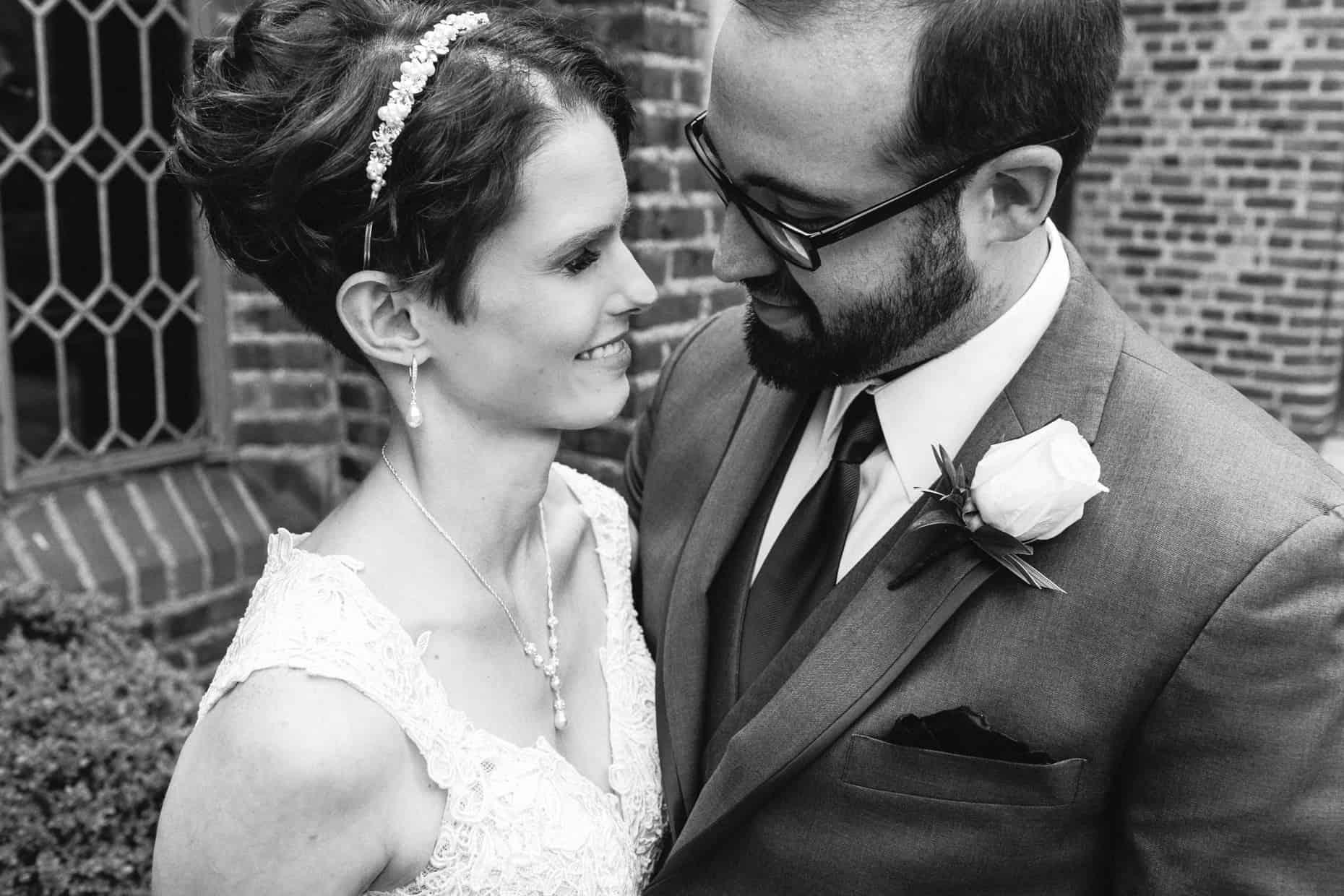 Wedding Photograph Aldie Mansion
