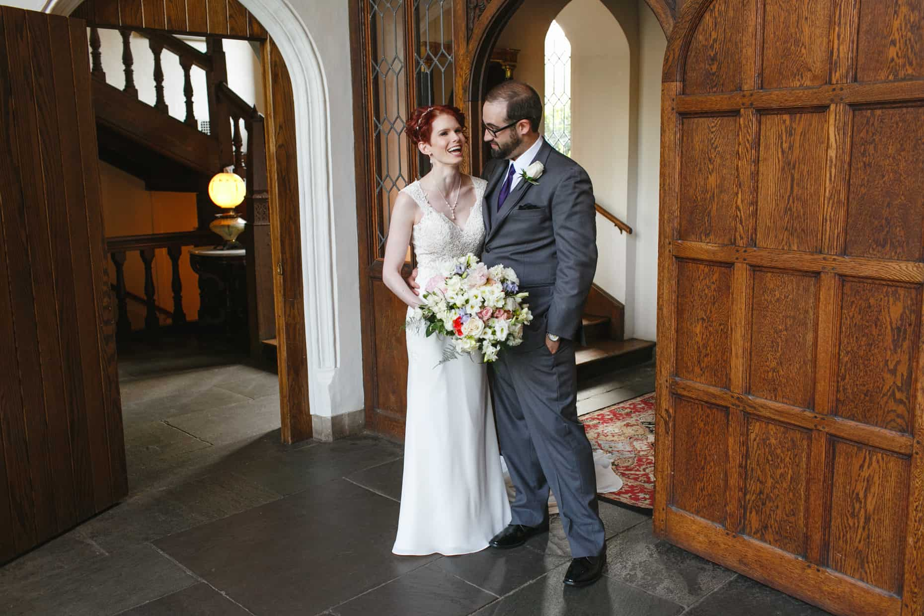 Wedding Photographs Aldie Mansion