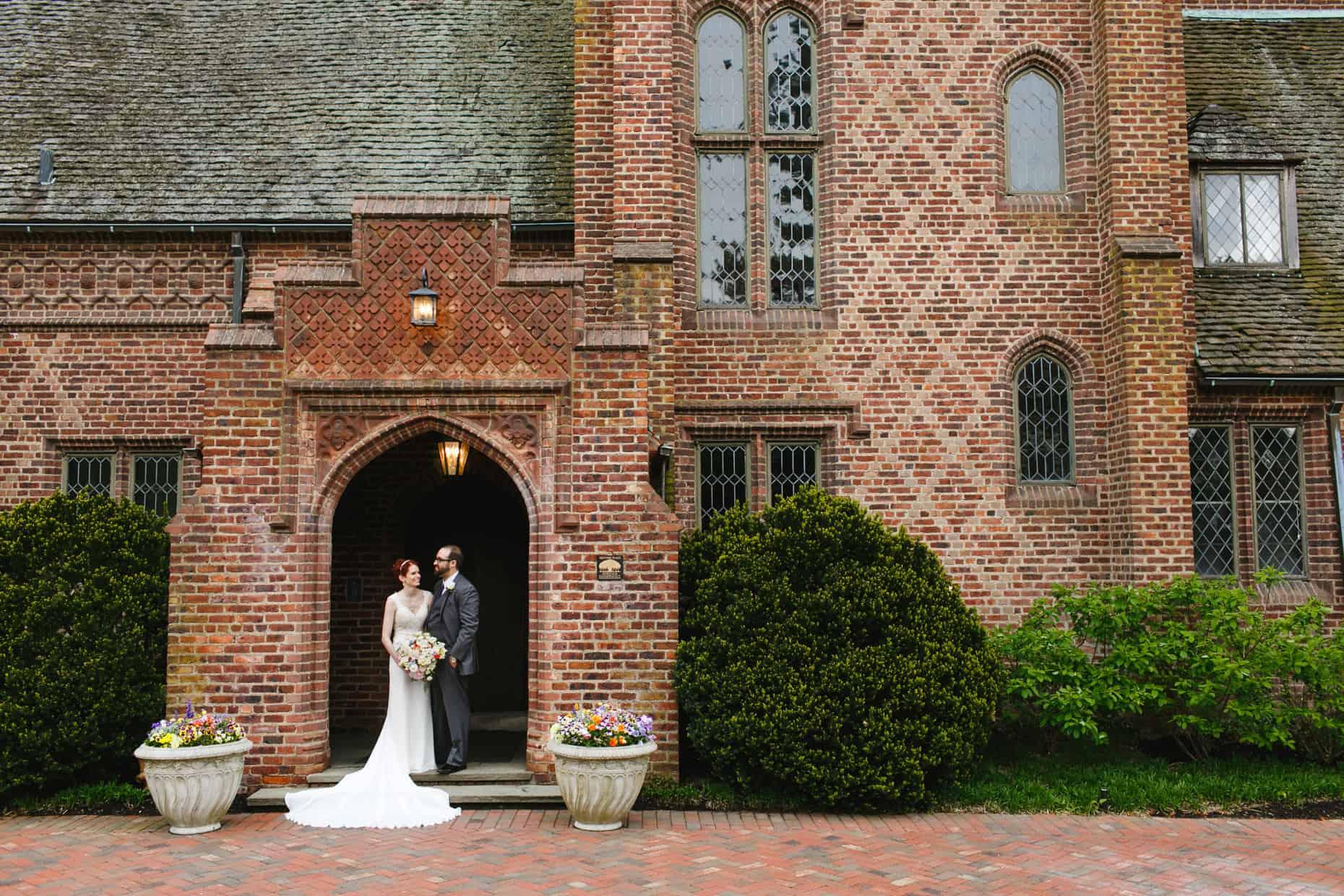 Bucks County Wedding Ceremony