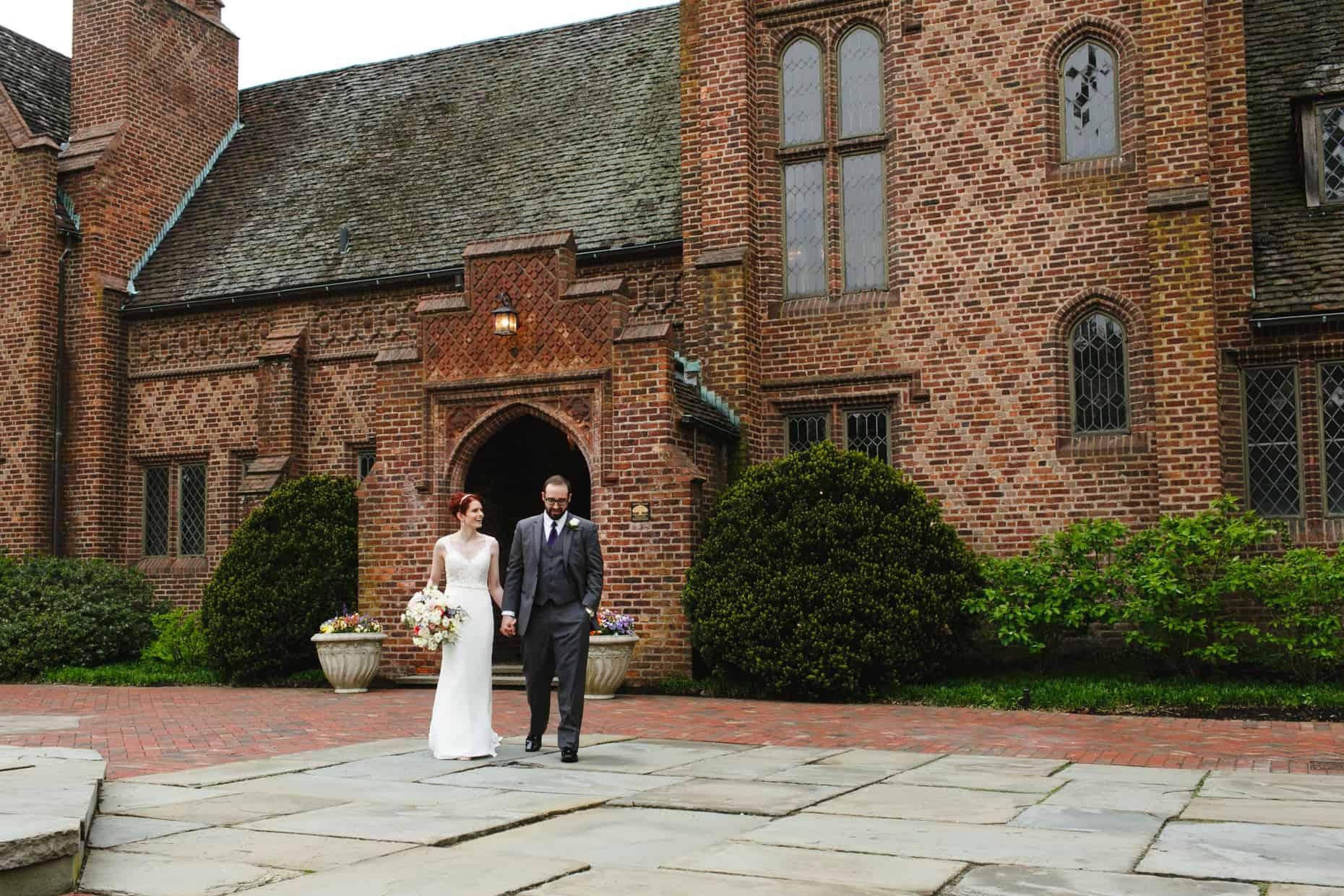 Bucks County Wedding Reception