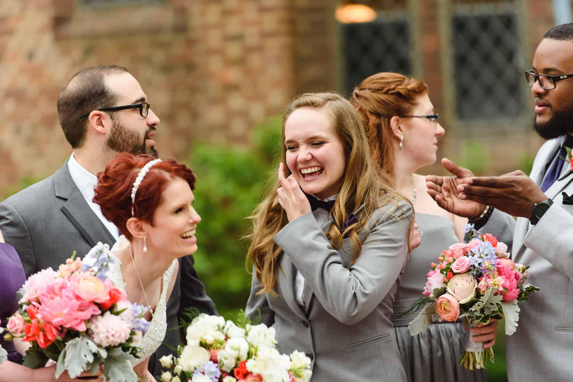 Wedding Photo Bucks County