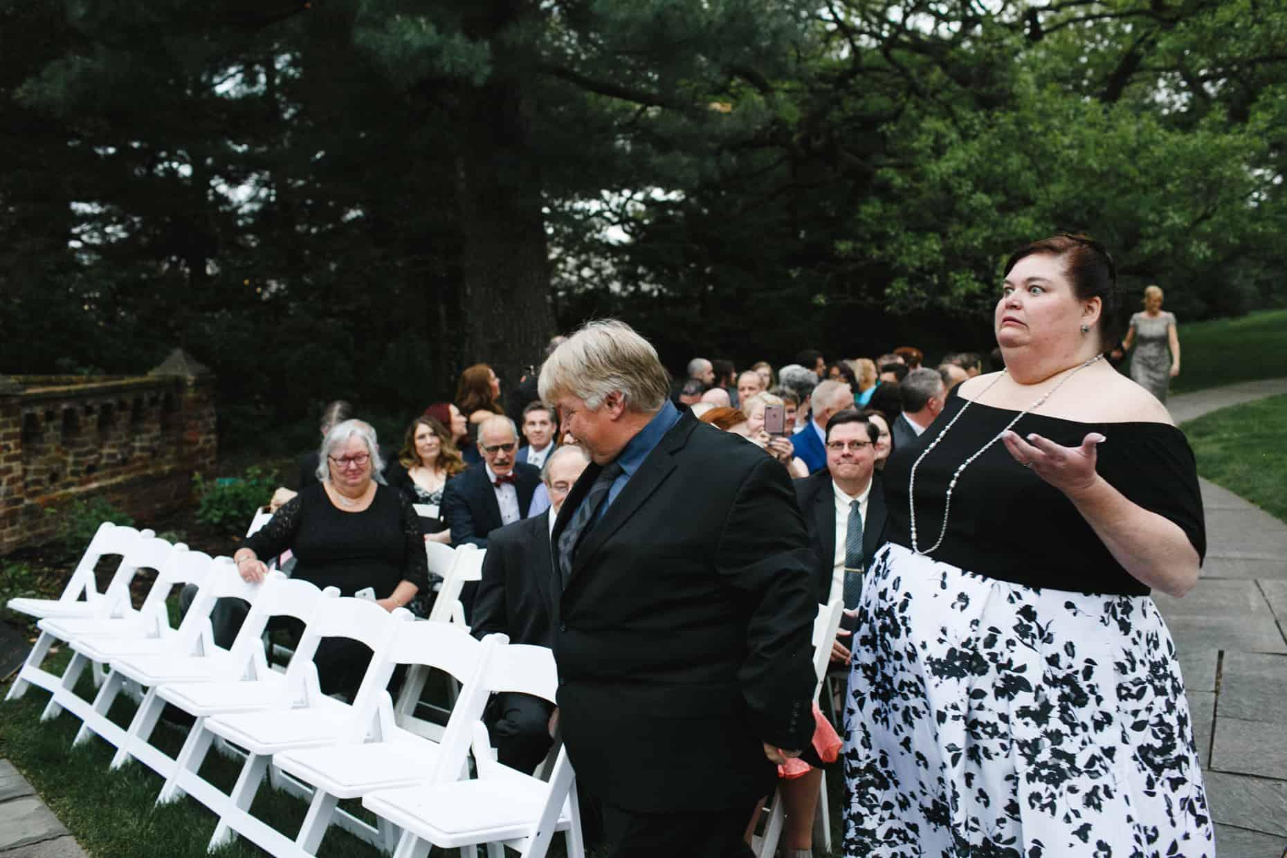 Bucks County Mansion Wedding