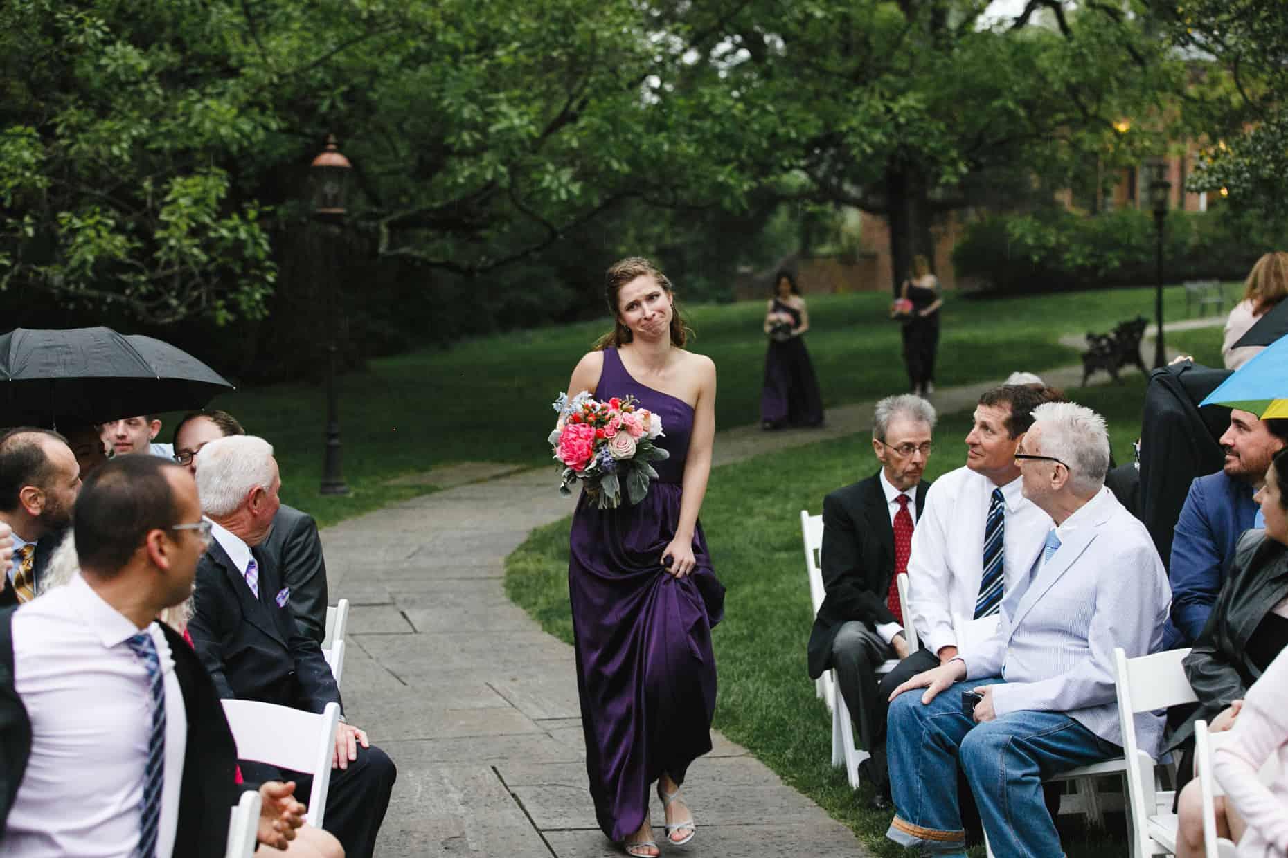 Bucks County Mansion Wedding Reception