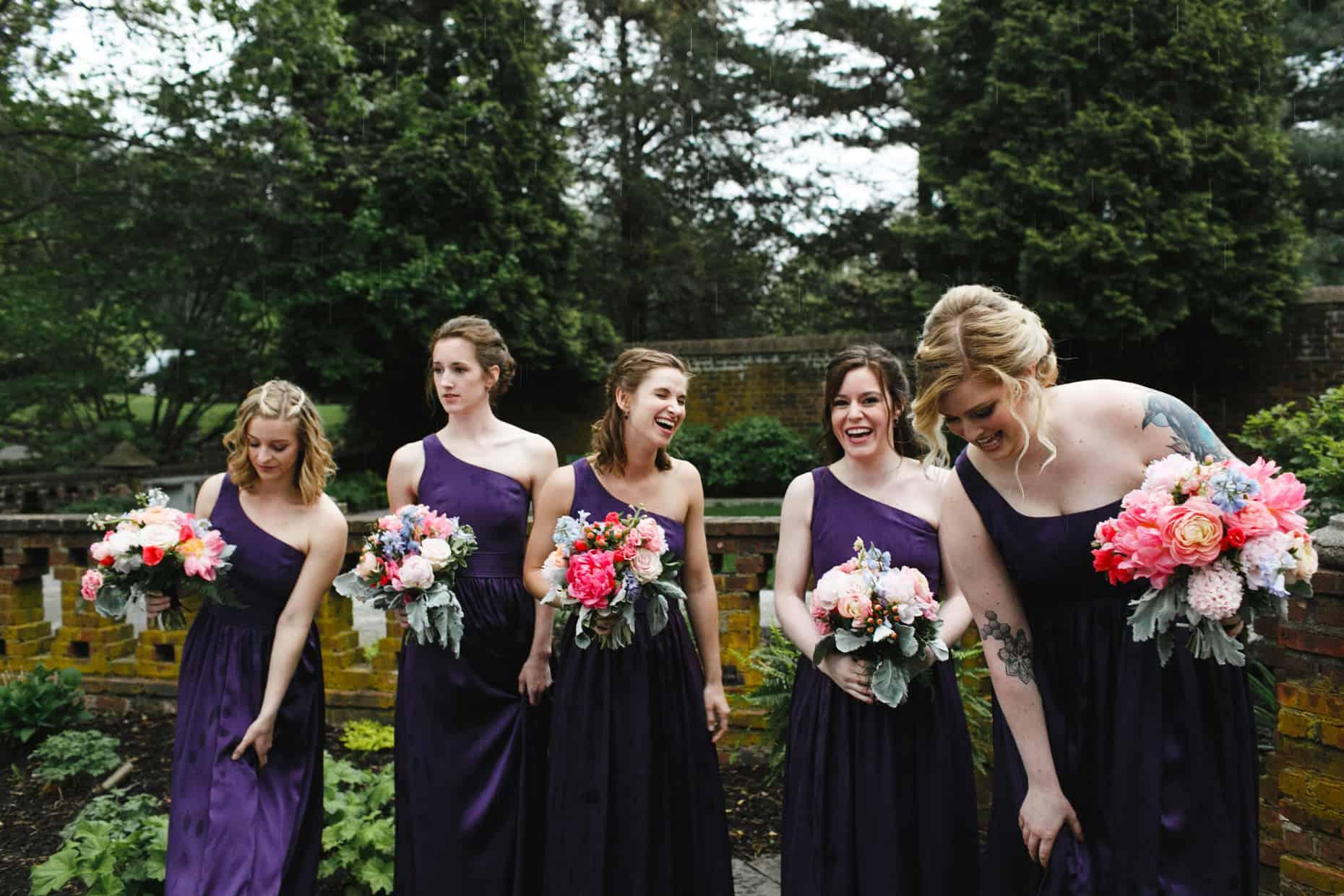 Bucks County Mansion Wedding Photo