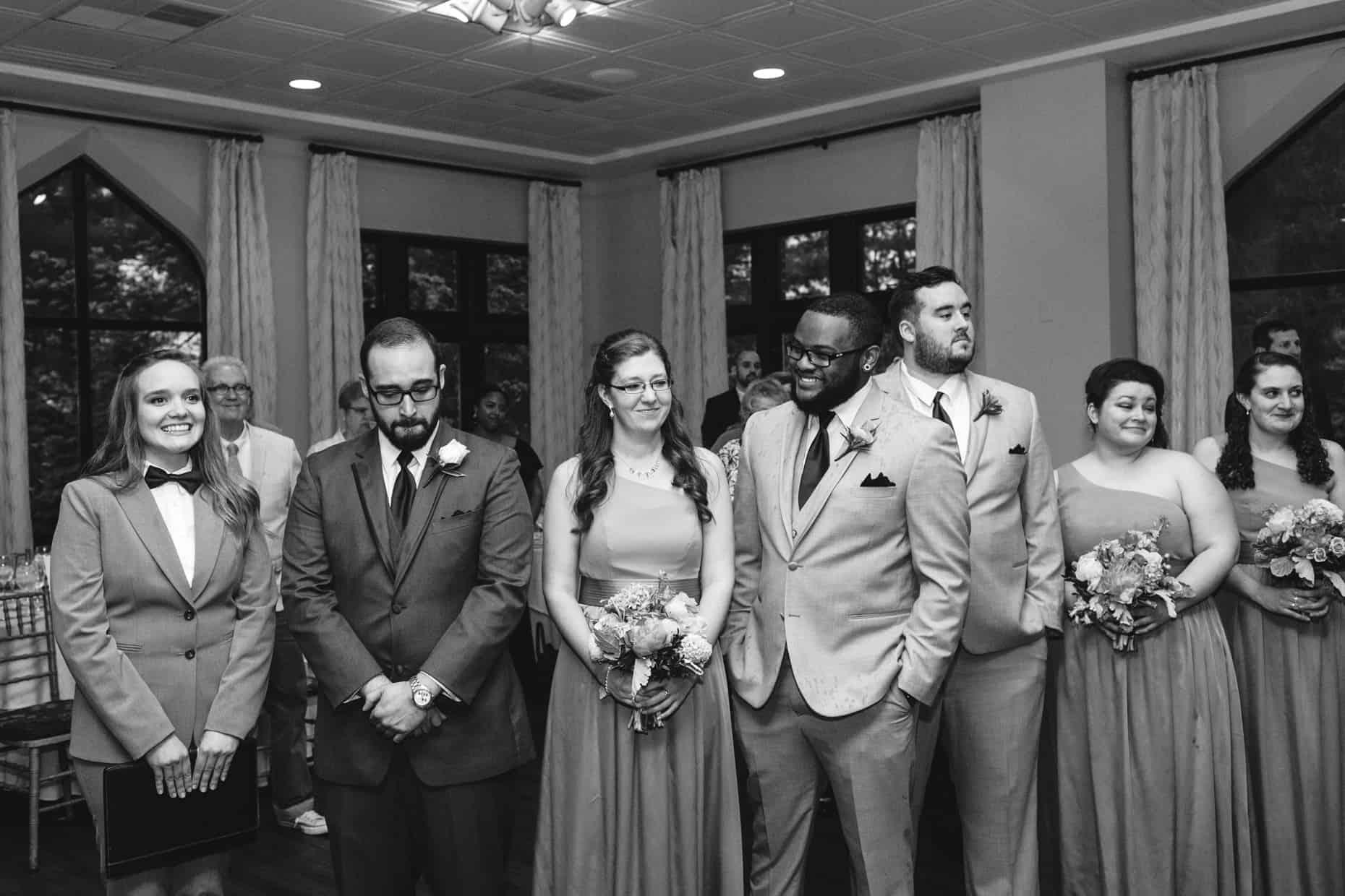 Bucks County Mansion Wedding Photographers