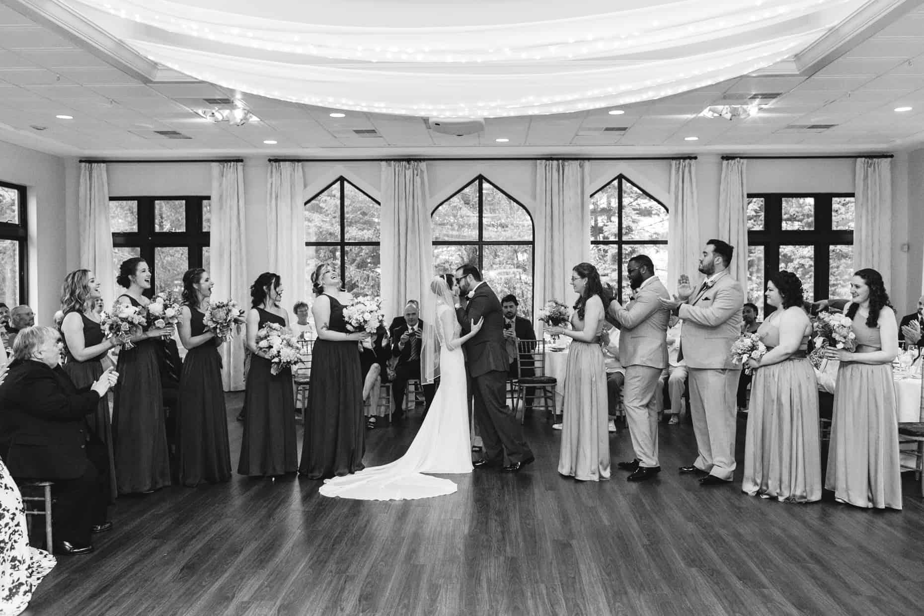 Wedding Photos Bucks County Mansion