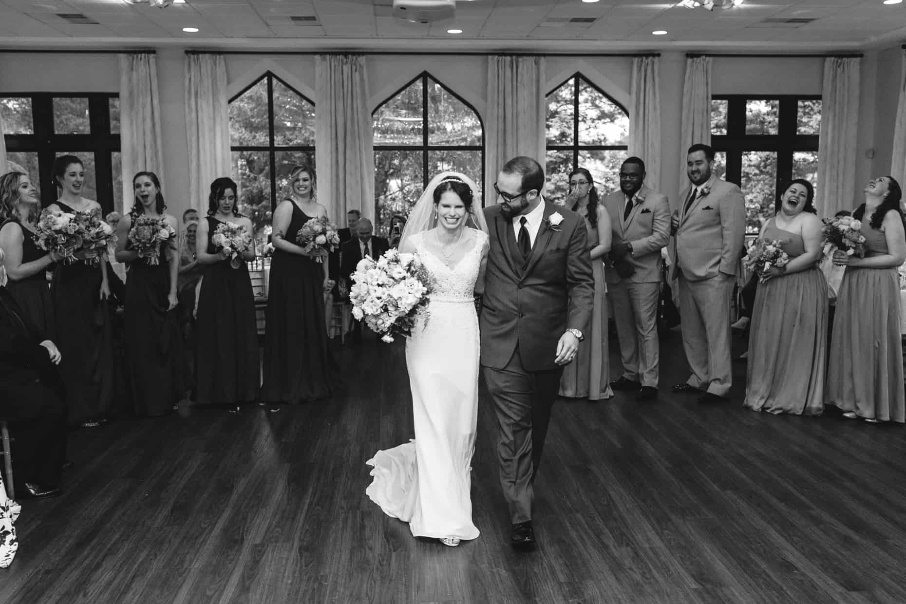 Wedding Photograph Bucks County Mansion