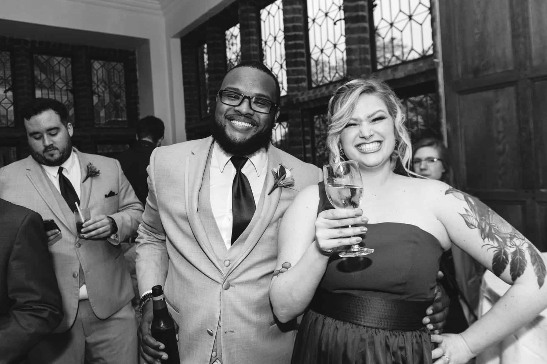 Wedding Photographer Bucks County Mansion