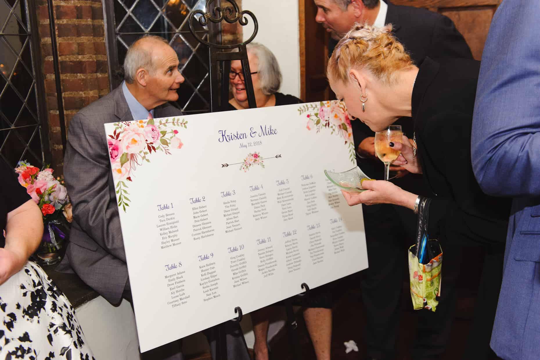 Doylestown Mansion Wedding Ceremony